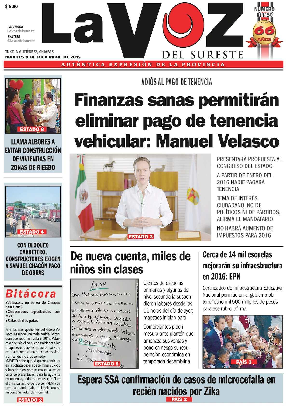 Calaméo - La Voz Del Sureste 958fd6611e3
