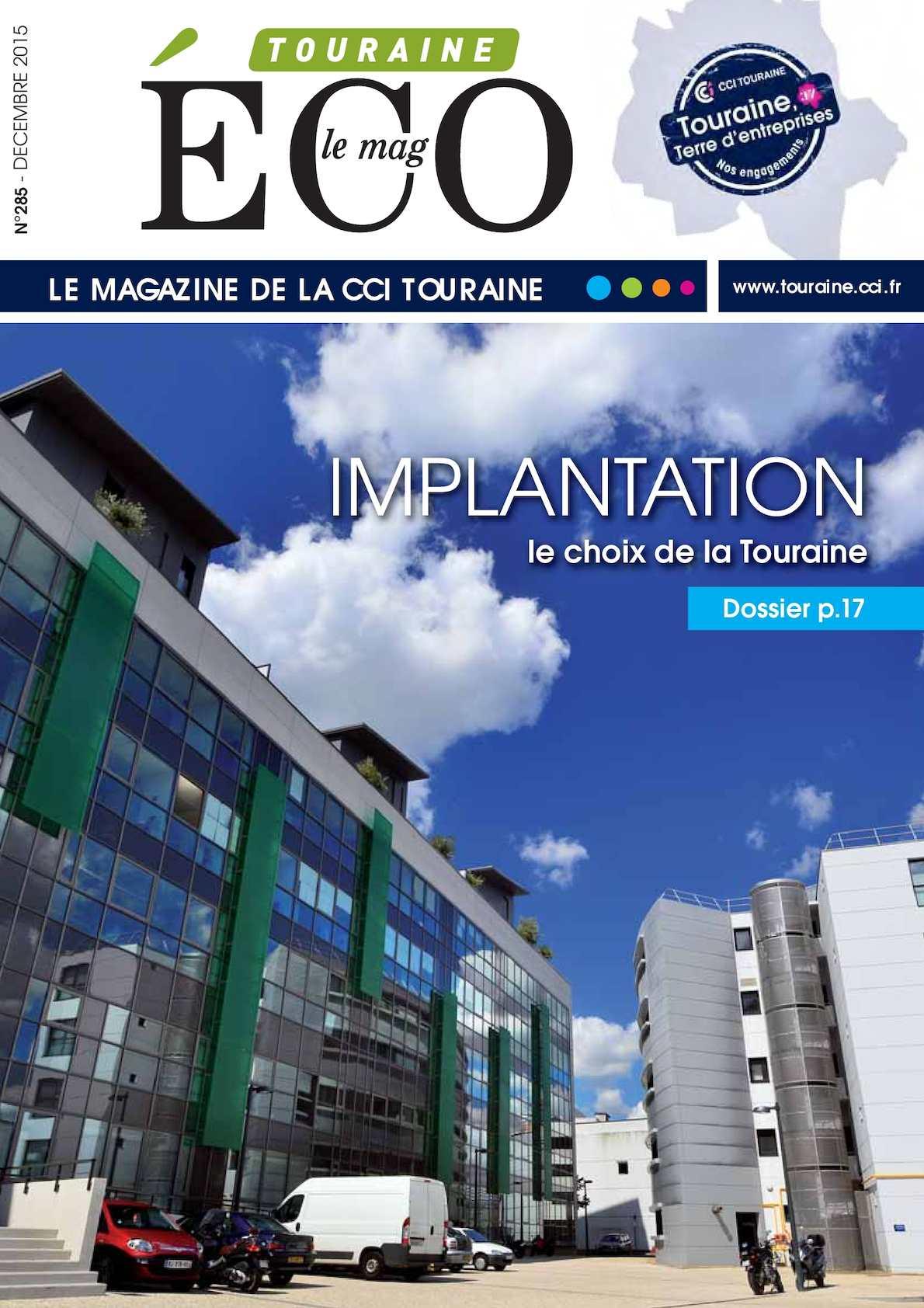 Calam U00e9o - Touraine Eco N U00b0 285