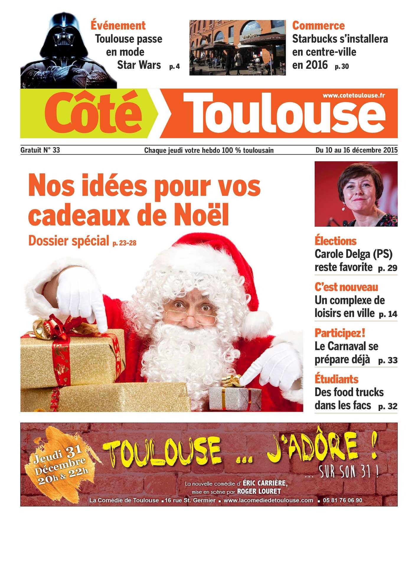 9ccd4e688bf Calaméo - Cote Toulouse 33