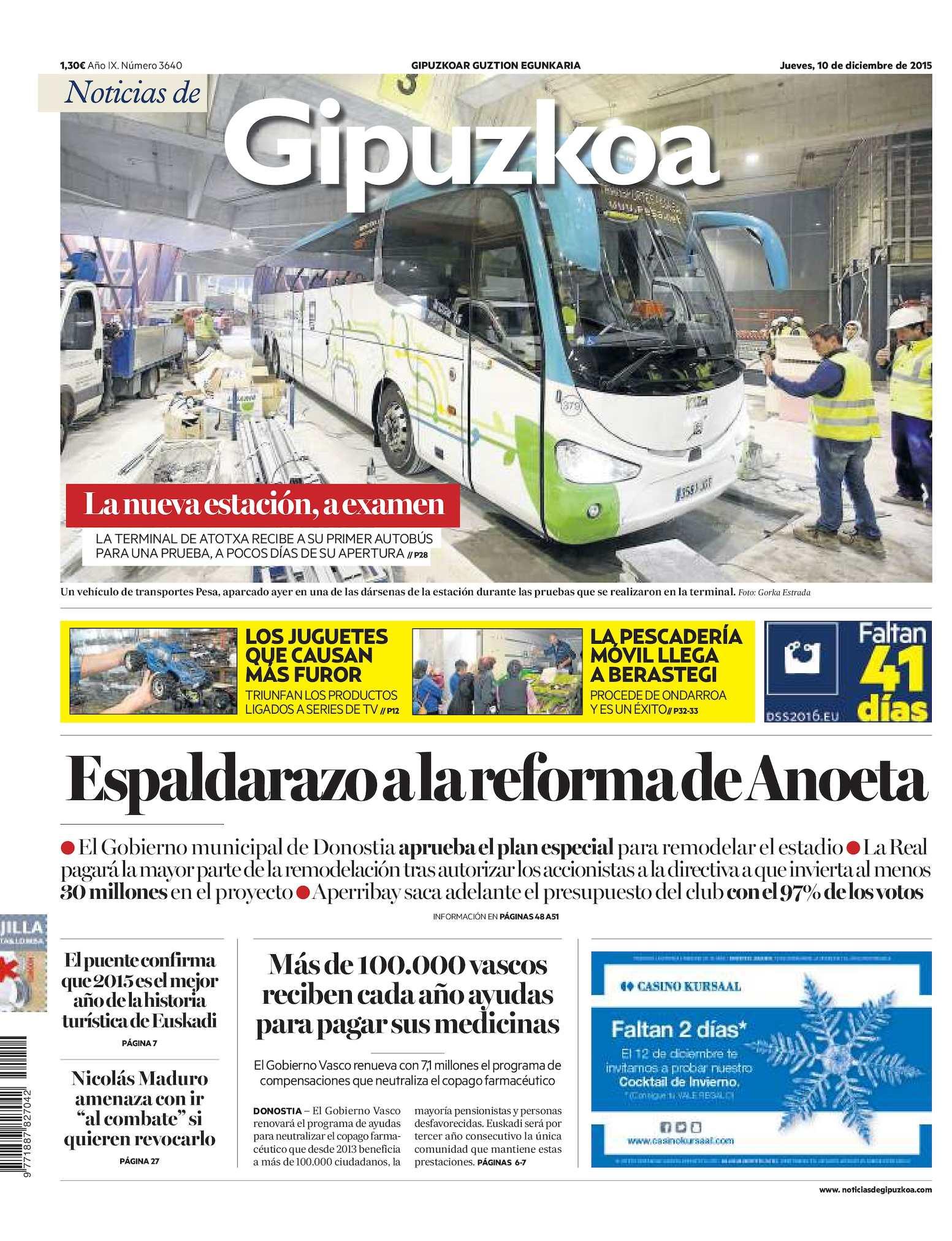 Noticias 20151210 Calaméo De Calaméo Gipuzkoa DH92IEW