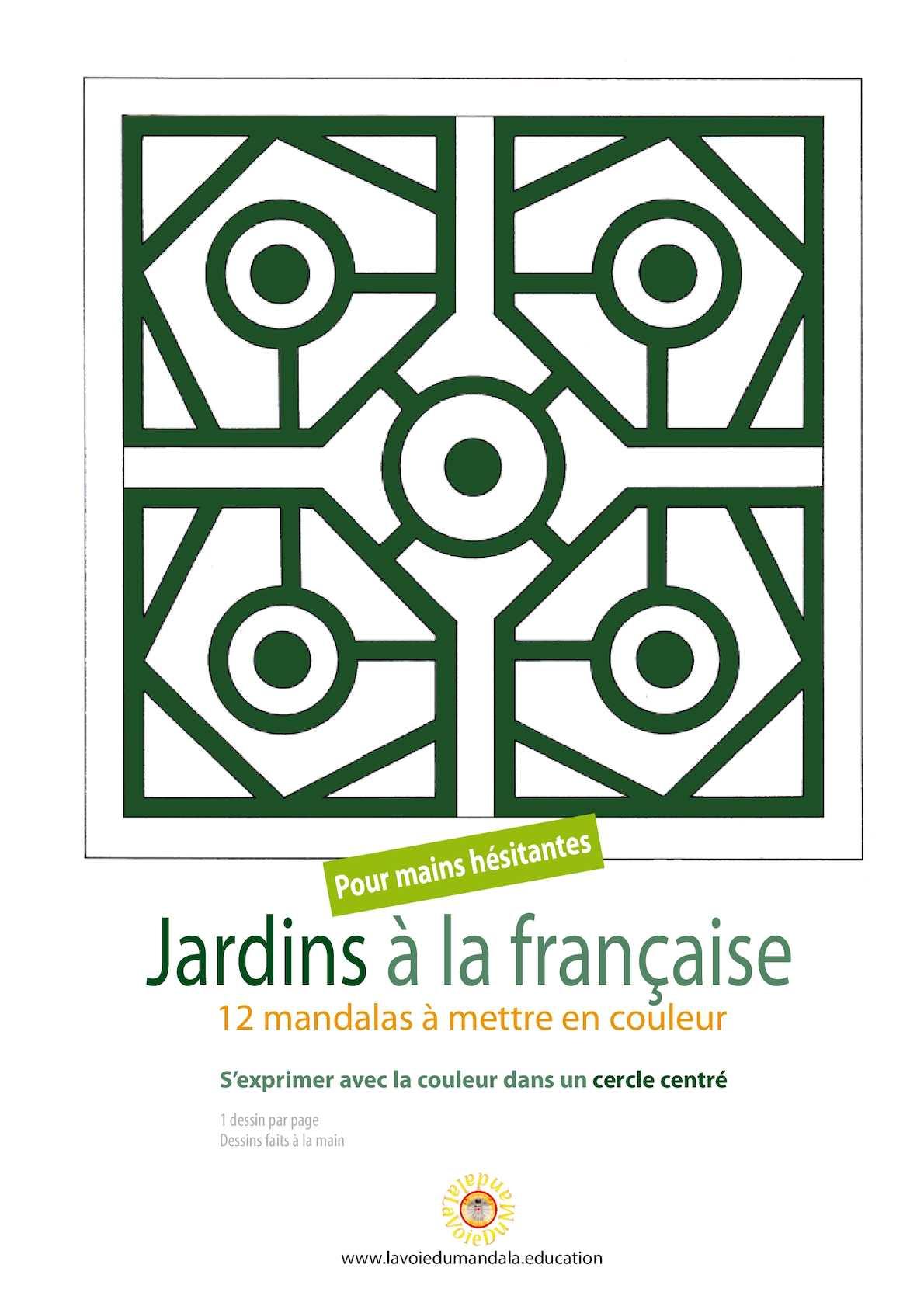 Dessin Jardin Francais