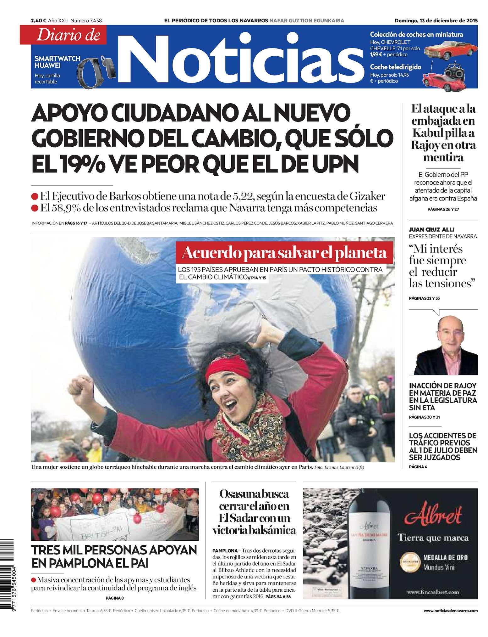 new style 6af4b d94ab Calaméo - Diario de Noticias 20151213