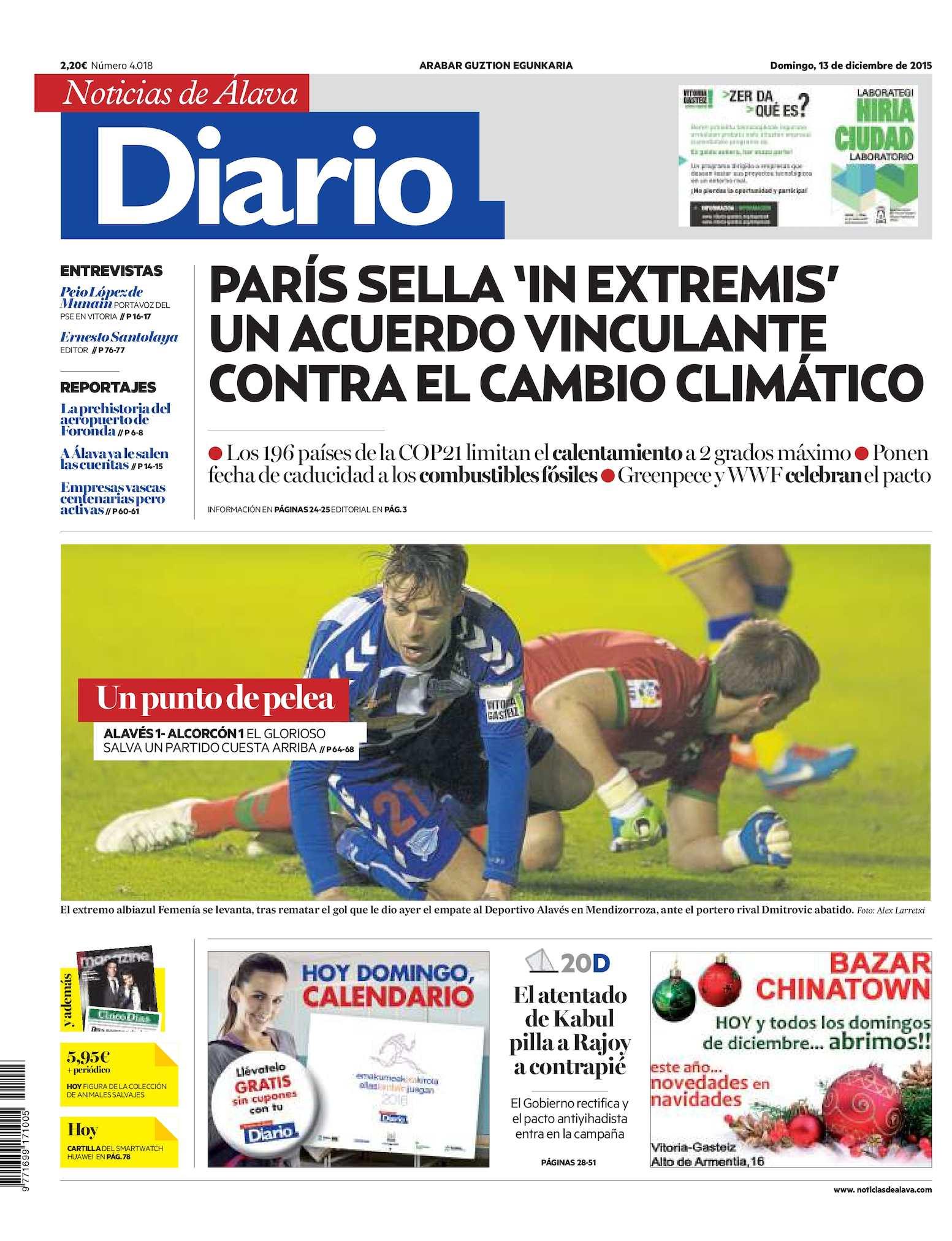 d635d3bfa4 Calaméo - Diario de Noticias de Álava 20151213