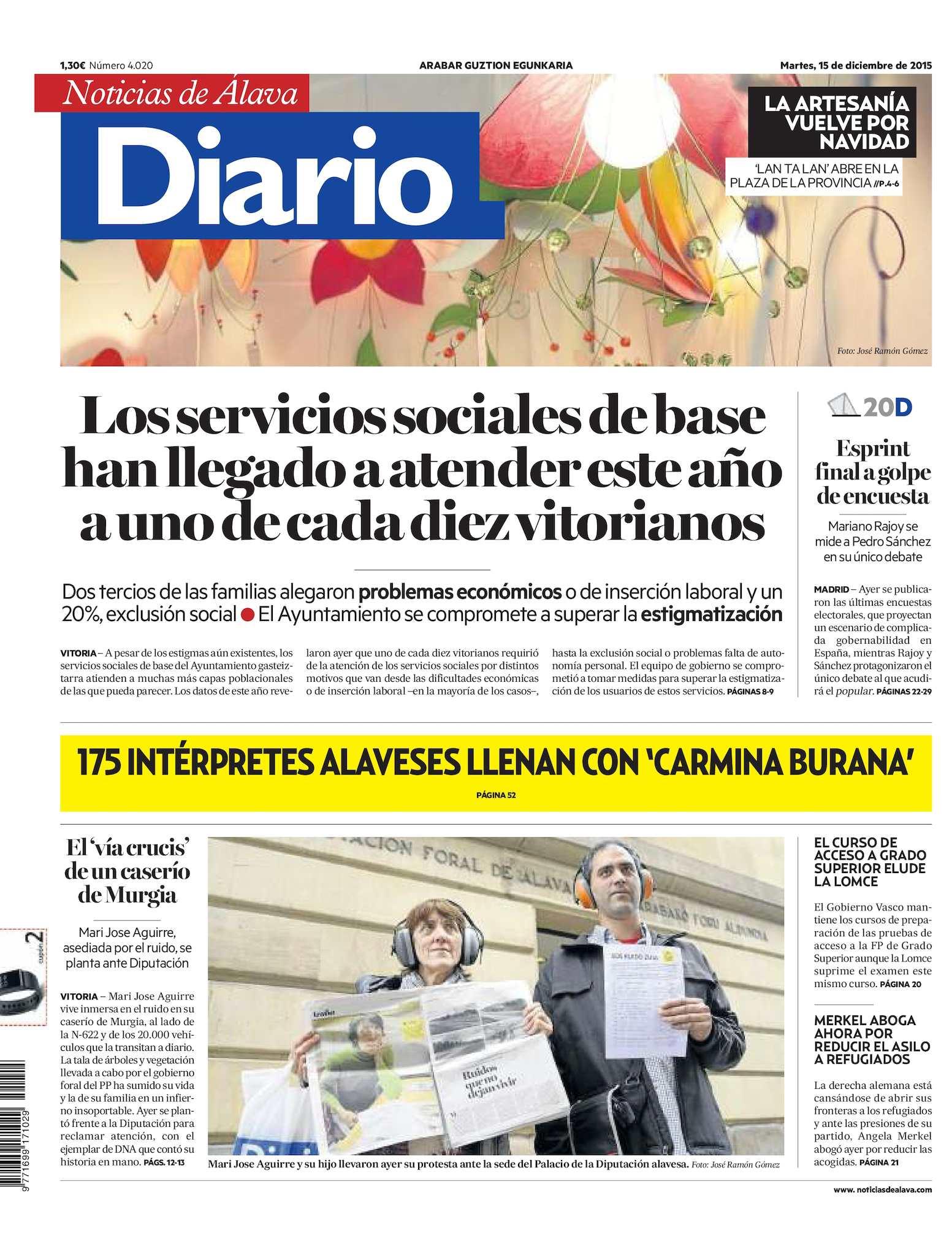 8a2e073fa25c Calaméo - Diario de Noticias de Álava 20151215