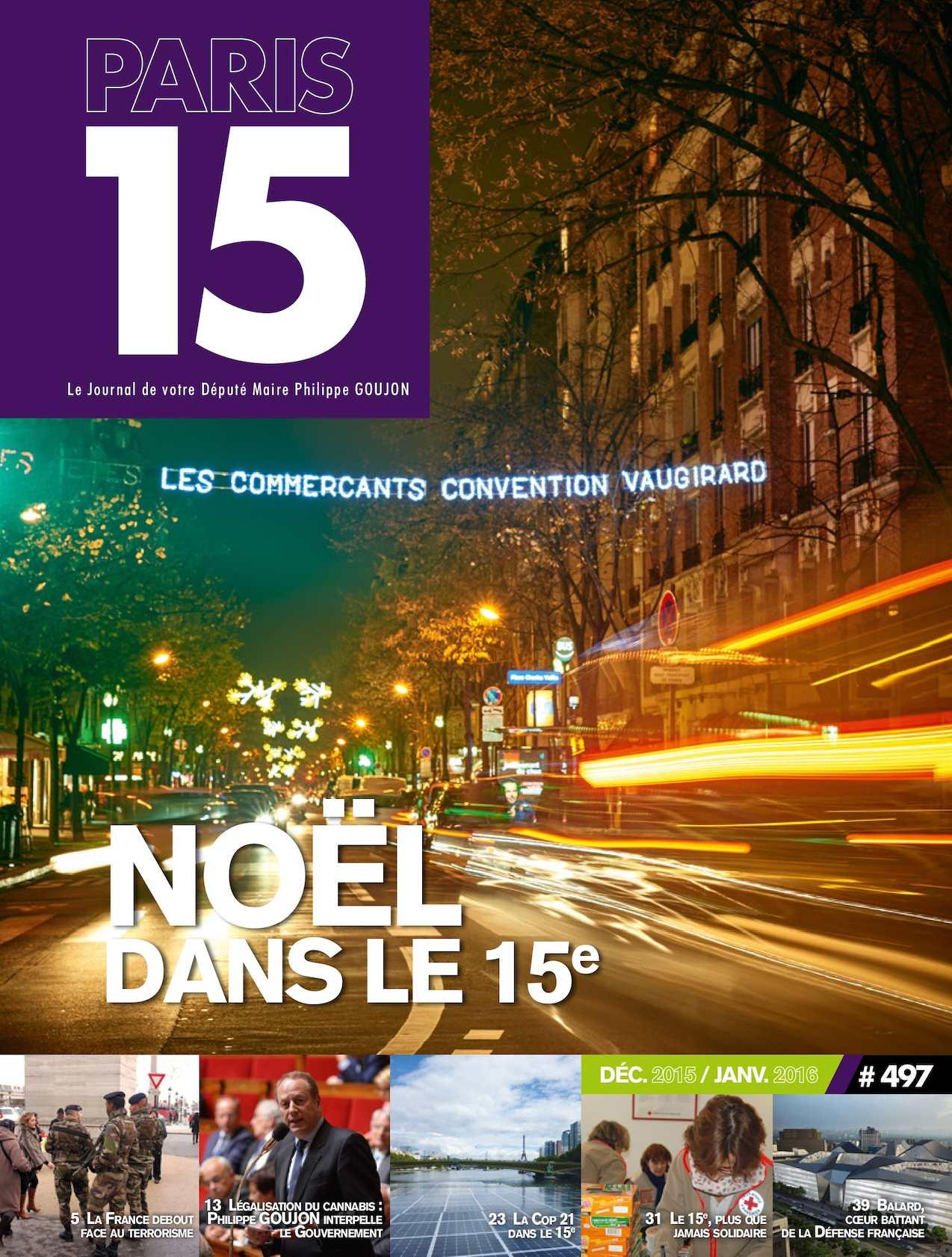 Calaméo - Paris 15 N°497 c88bd765356