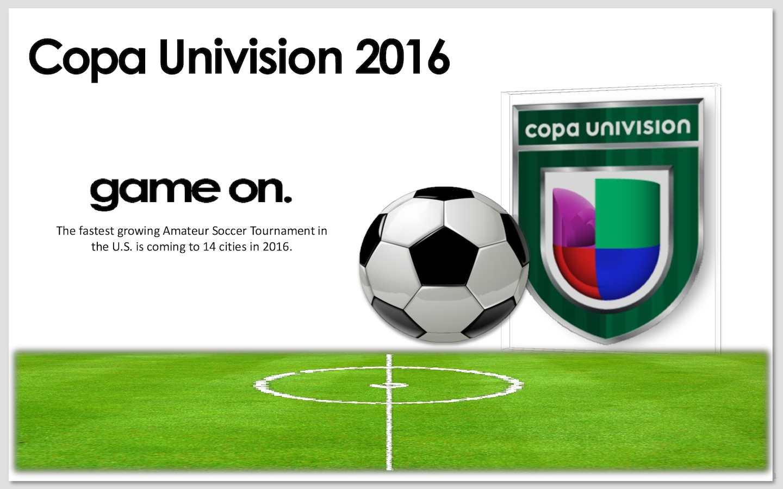 Calaméo - 2016 National Copa Univision Deck Rev12162015