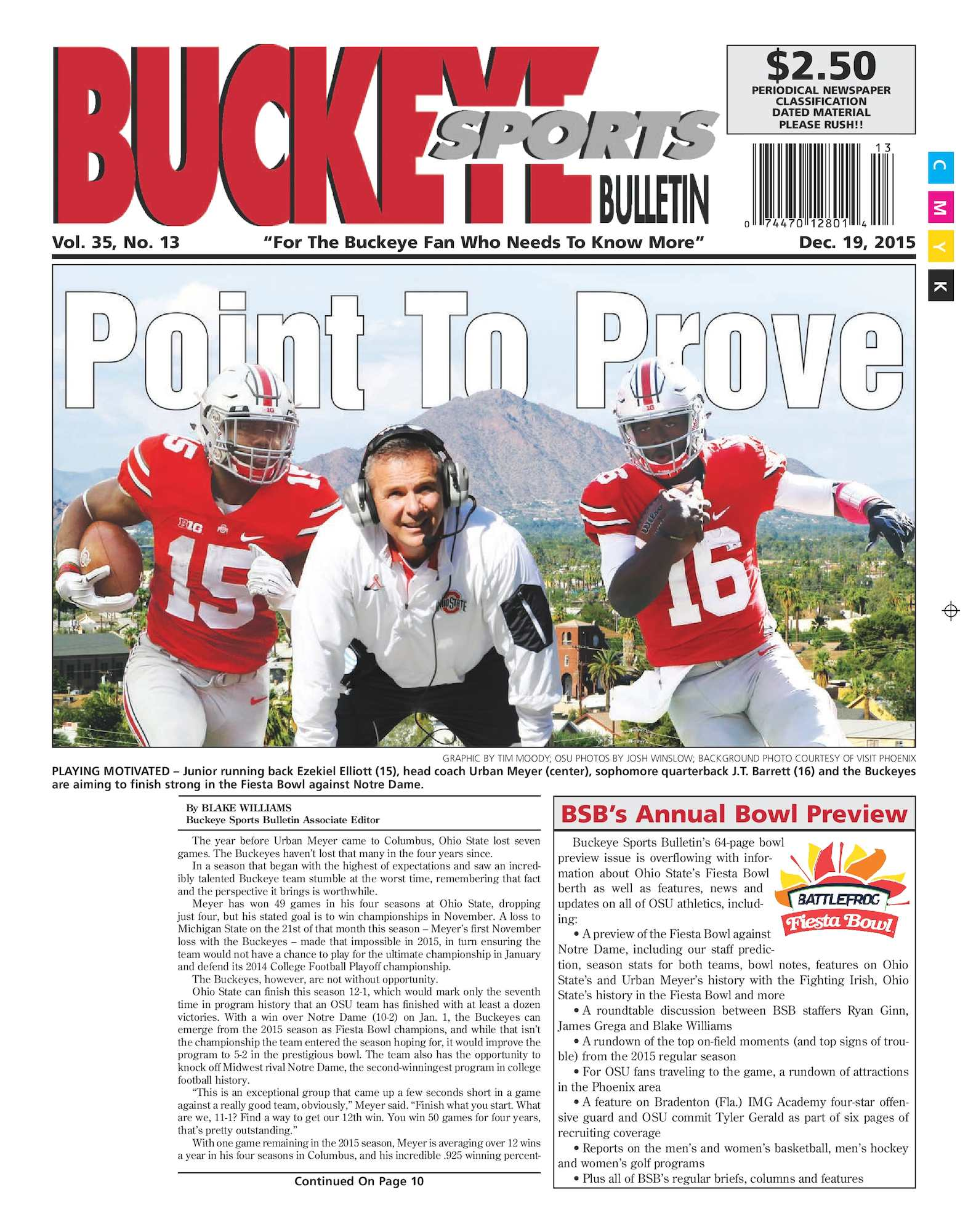 1a464caab Calaméo - Buckeye Sports Bulletin December 19