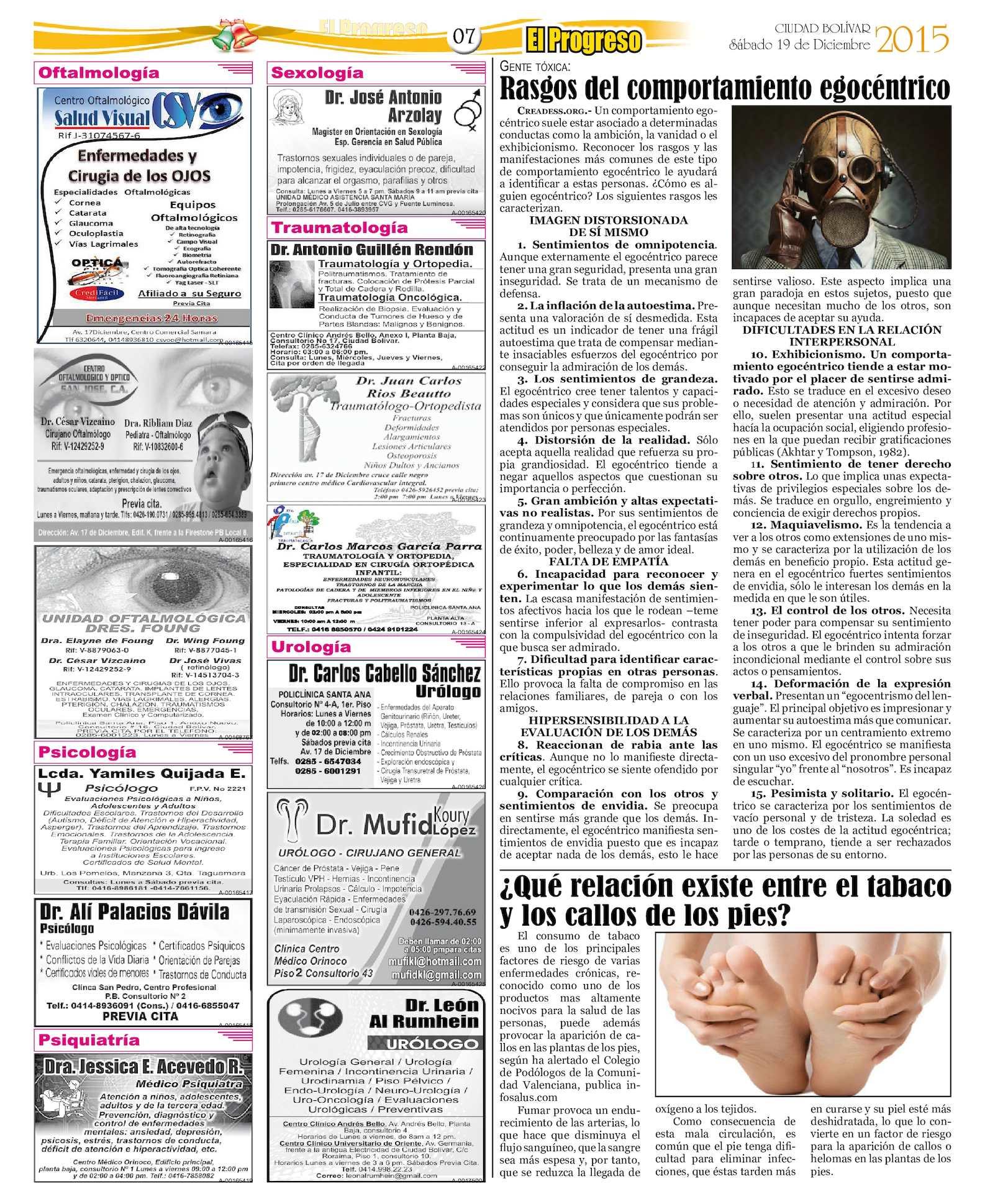 Medico pedro diagnostico san