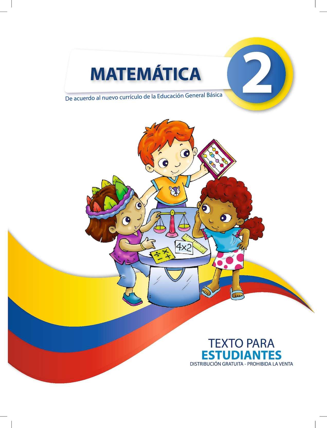 Texto Matemática 2 Año