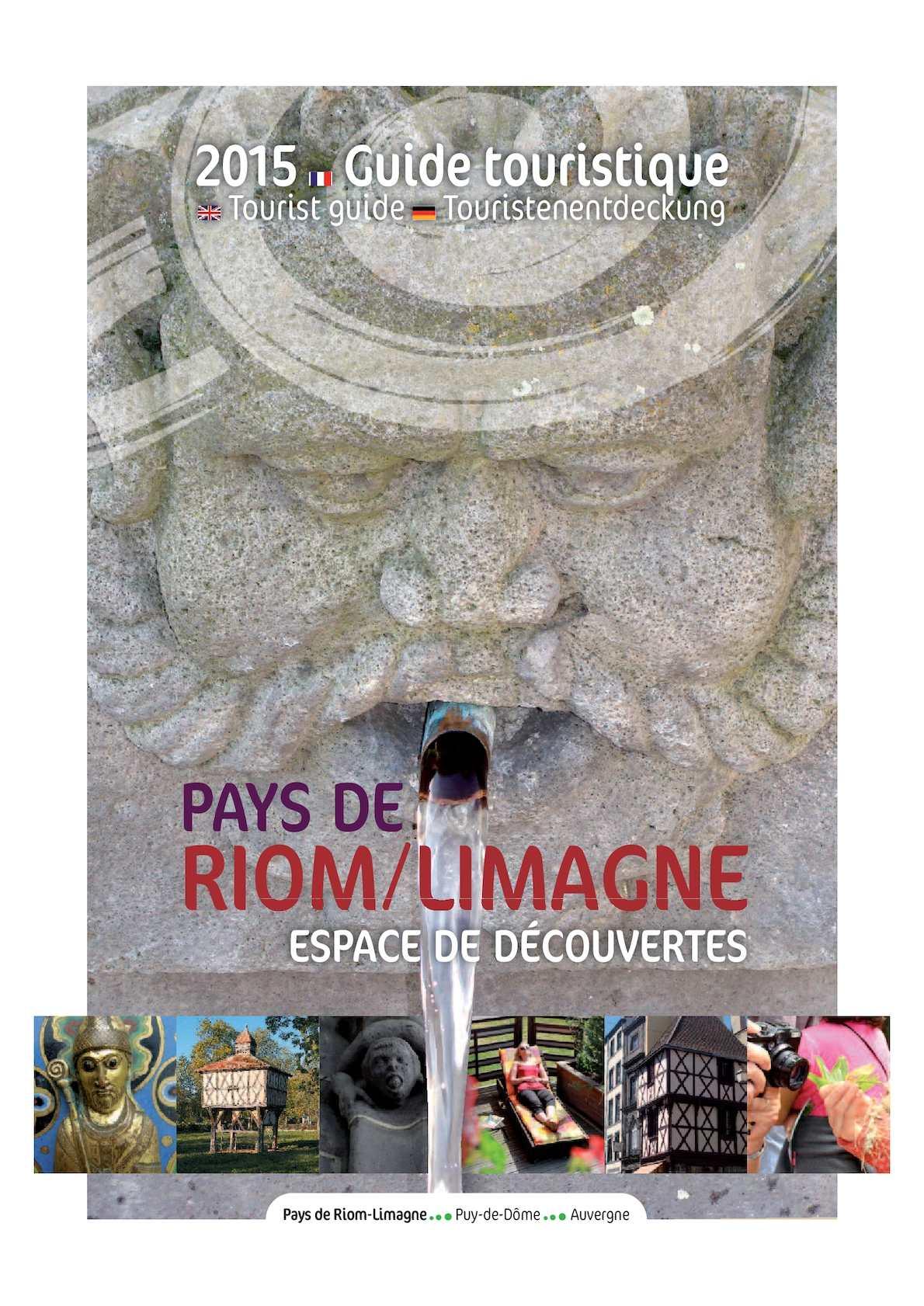 Calaméo - Espace de découverte - Pays de Riom Limagne