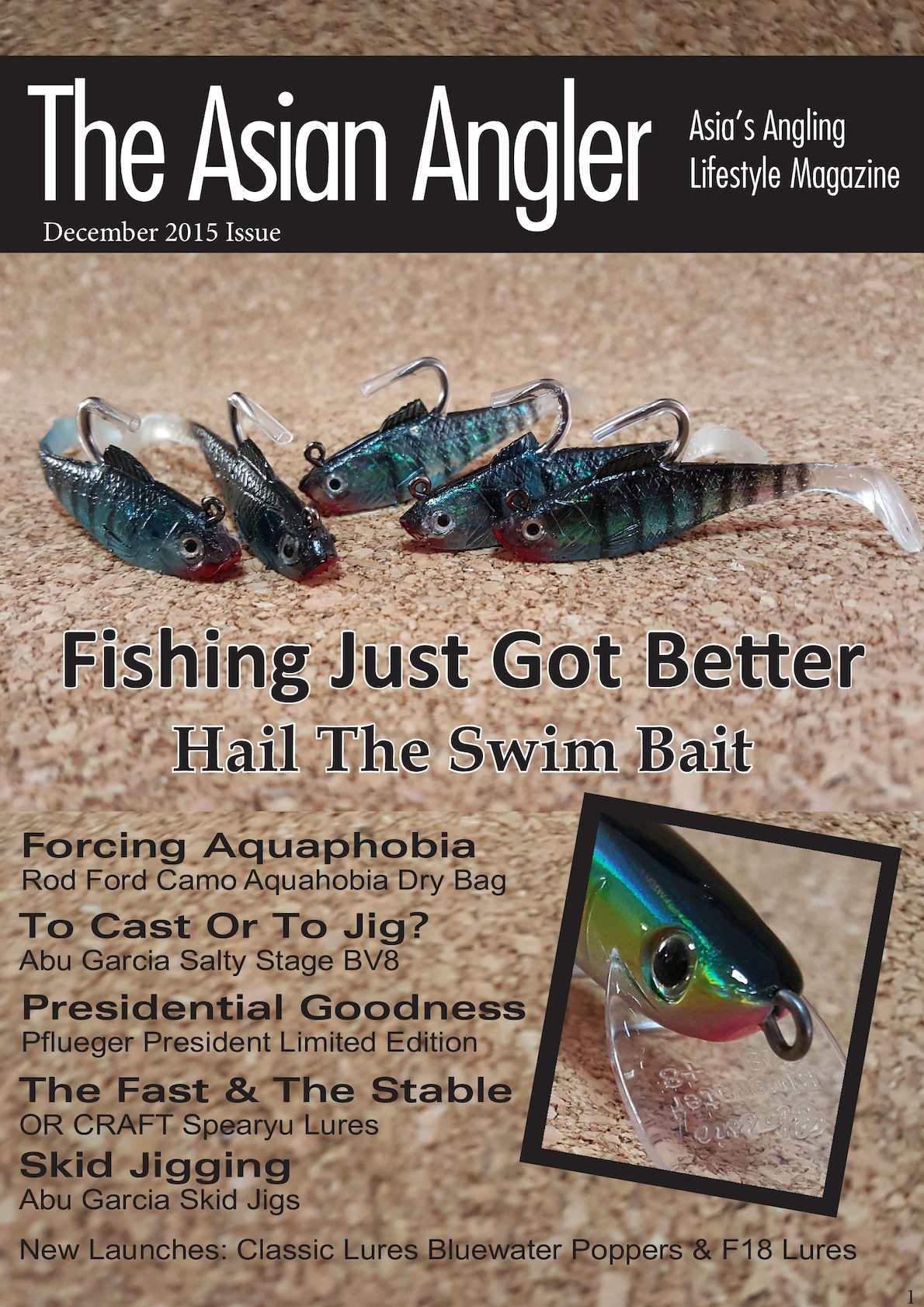 "3 Pack Bass Fishing Lure Bait Z-Man Mag Swimz Swimbait 8/"" 20 Cm"