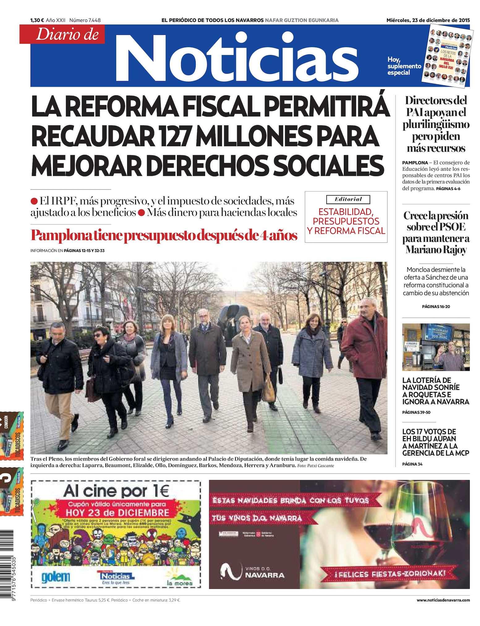 Calameo Diario De Noticias 20151223