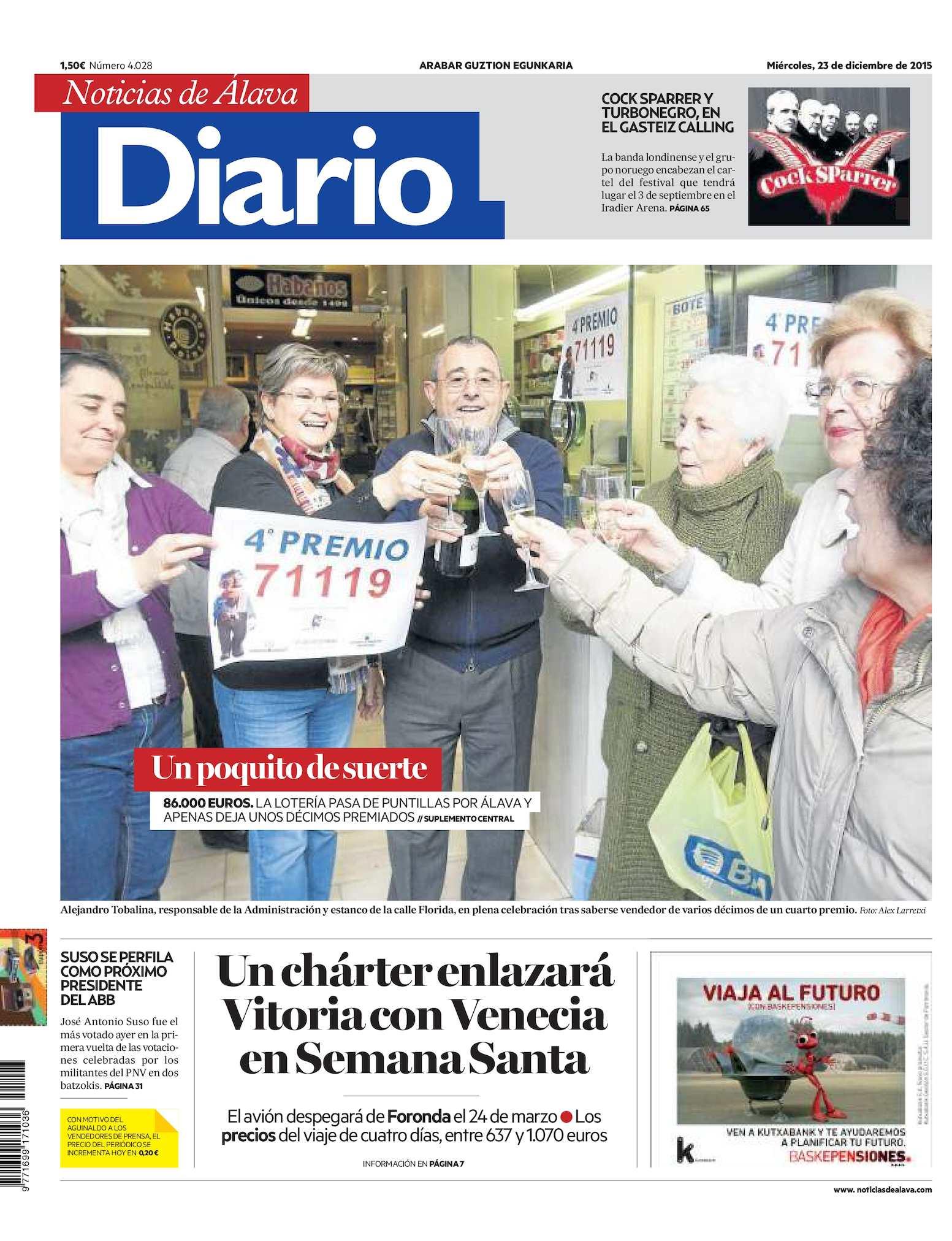 Calaméo - Diario de Noticias de Álava 20151223 923310be52b7