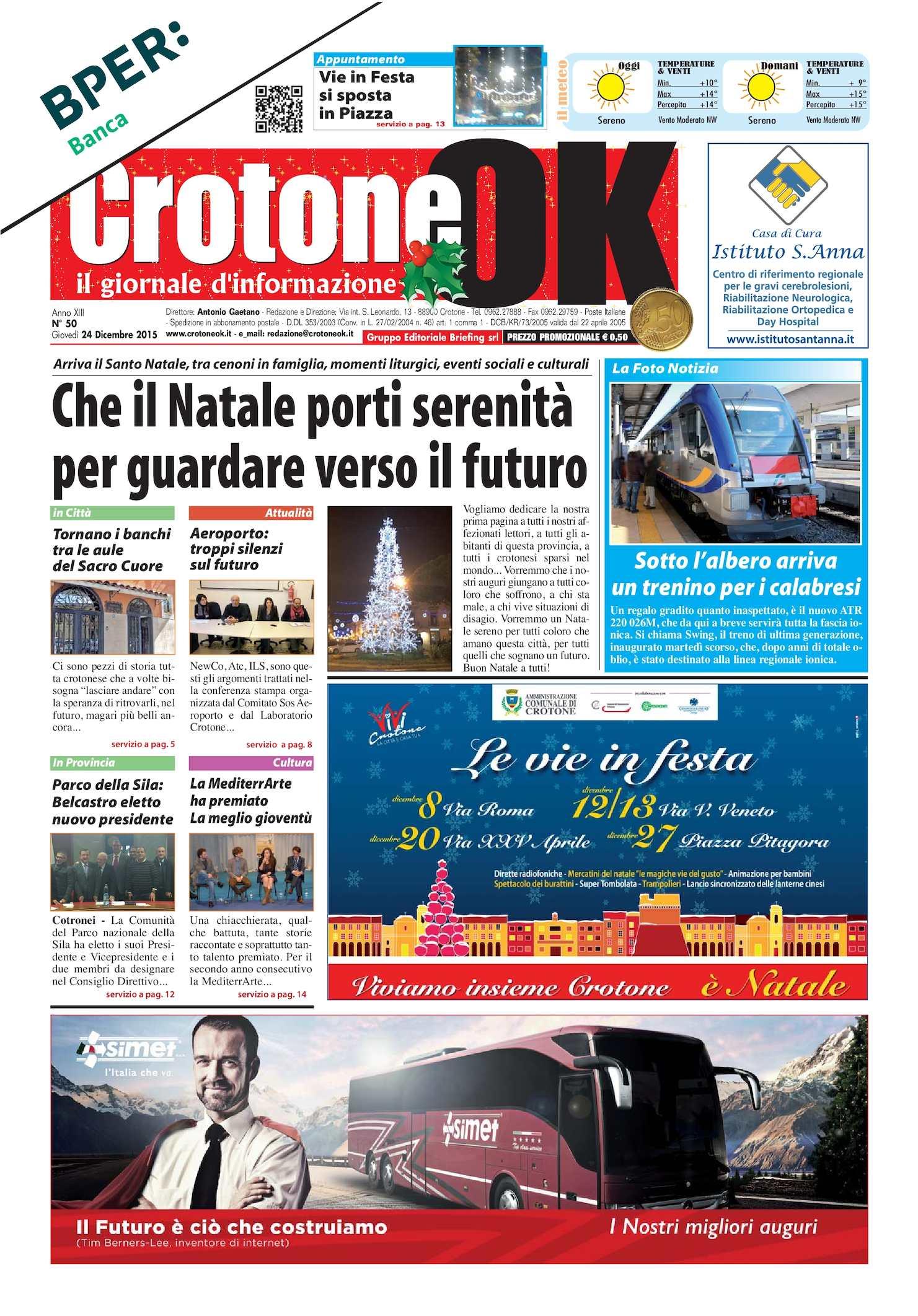 Calameo Giornale Crotoneok N 50 2015