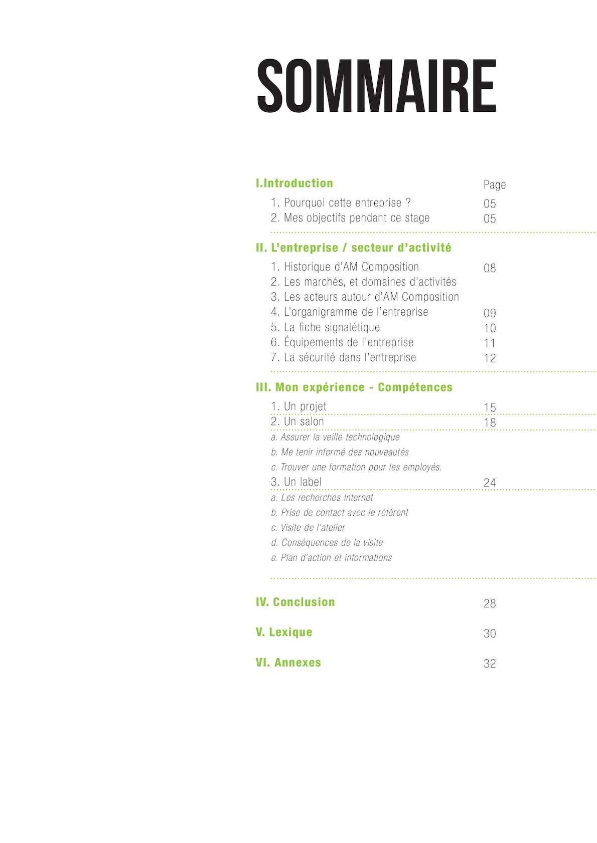 Rapport De Stage Cig Calameo Downloader