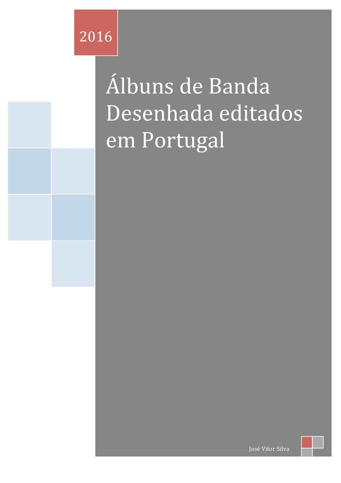 Calaméo - Álbuns de BD publicados em Portugal (Ed. 2016) 1cdc8acef62
