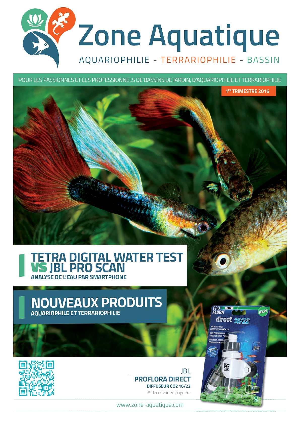 Calaméo Magazine Zone Aquatique 1er Trimestre 2016