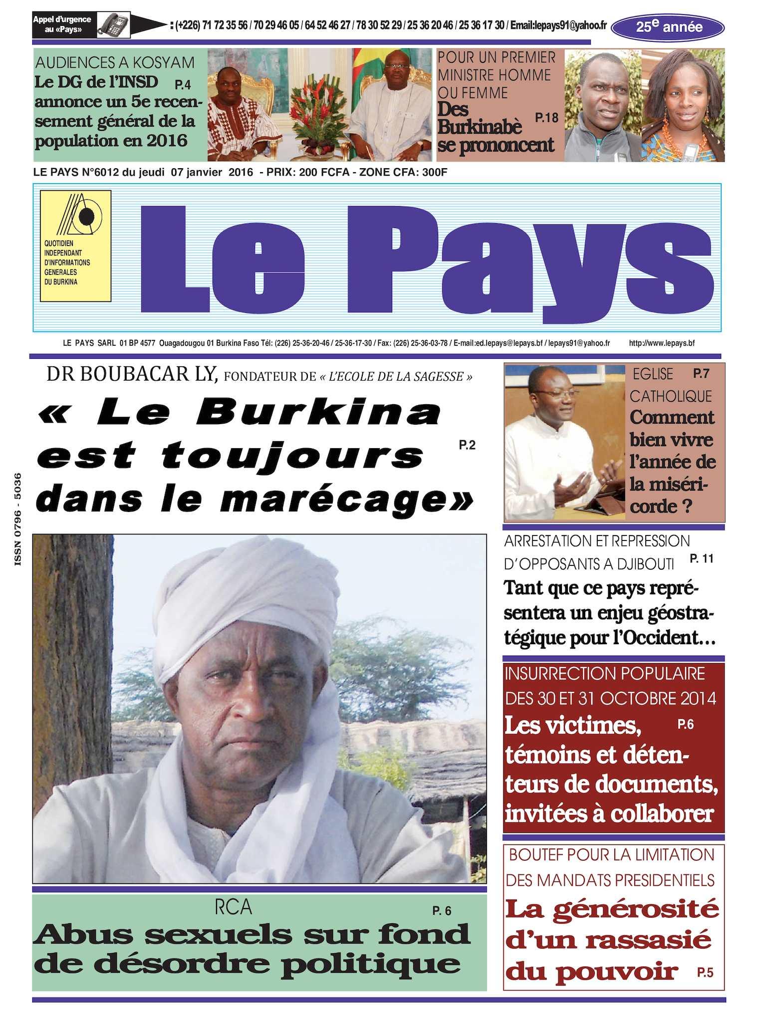 Prostitution à Ouagadougou : Ces « tanties choco » qui ravissent la vedette aux jeunes filles