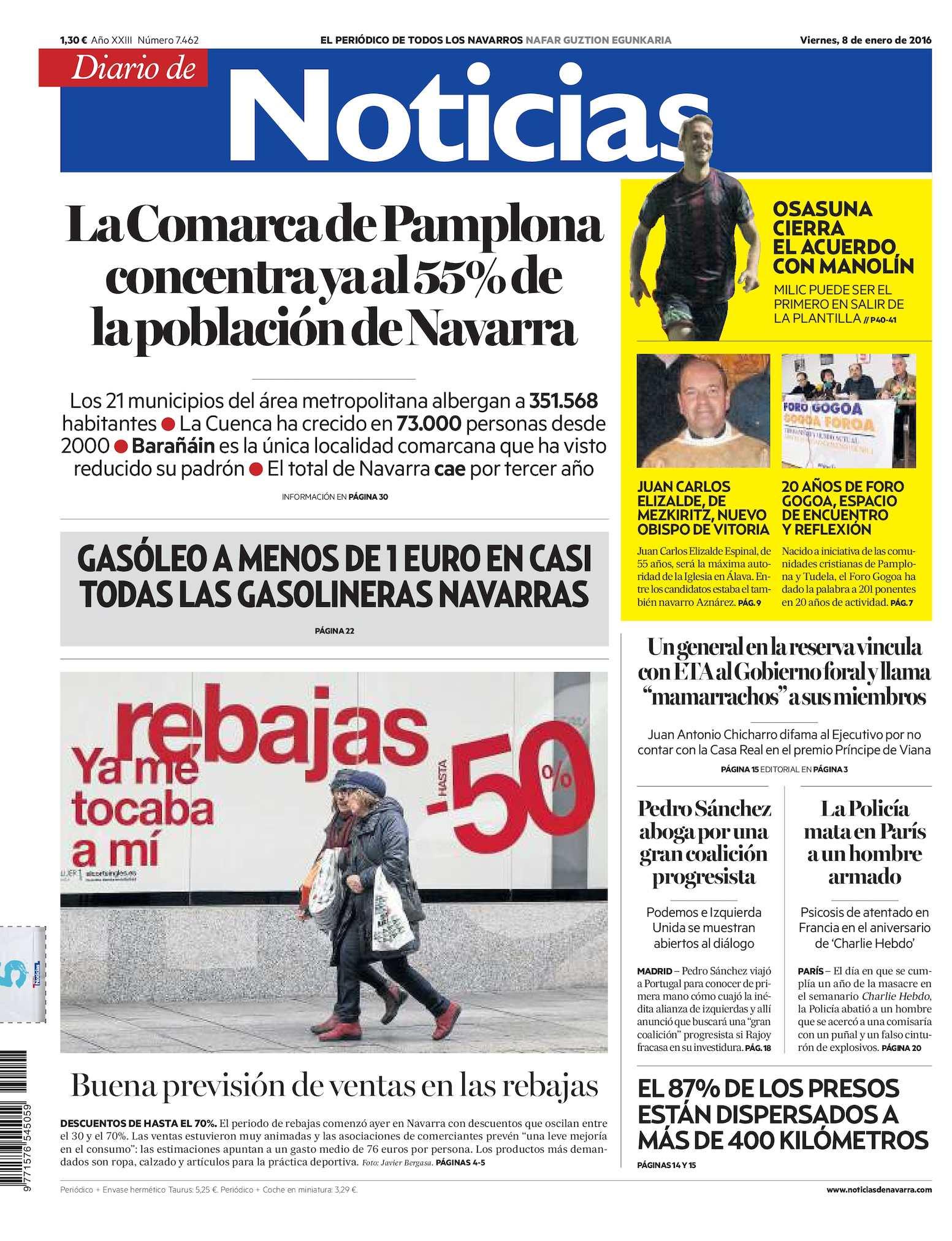 cf015eaf Calaméo - Diario de Noticias 20160108