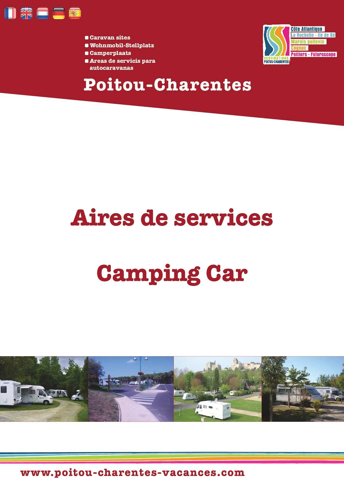 France > Poitou-Charentes > Aire de services Camping Cars > All versions (FR, GB, SP, NL, IT) > 2013