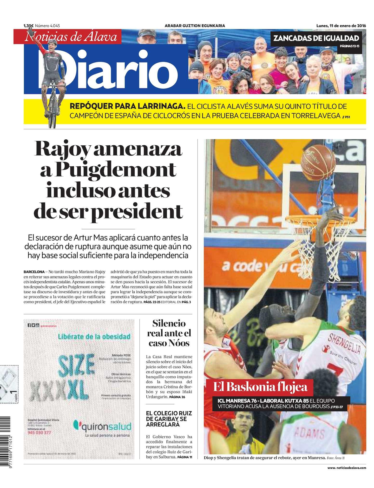 5c5e3b2c3 Calaméo - Diario de Noticias de Álava 20160111