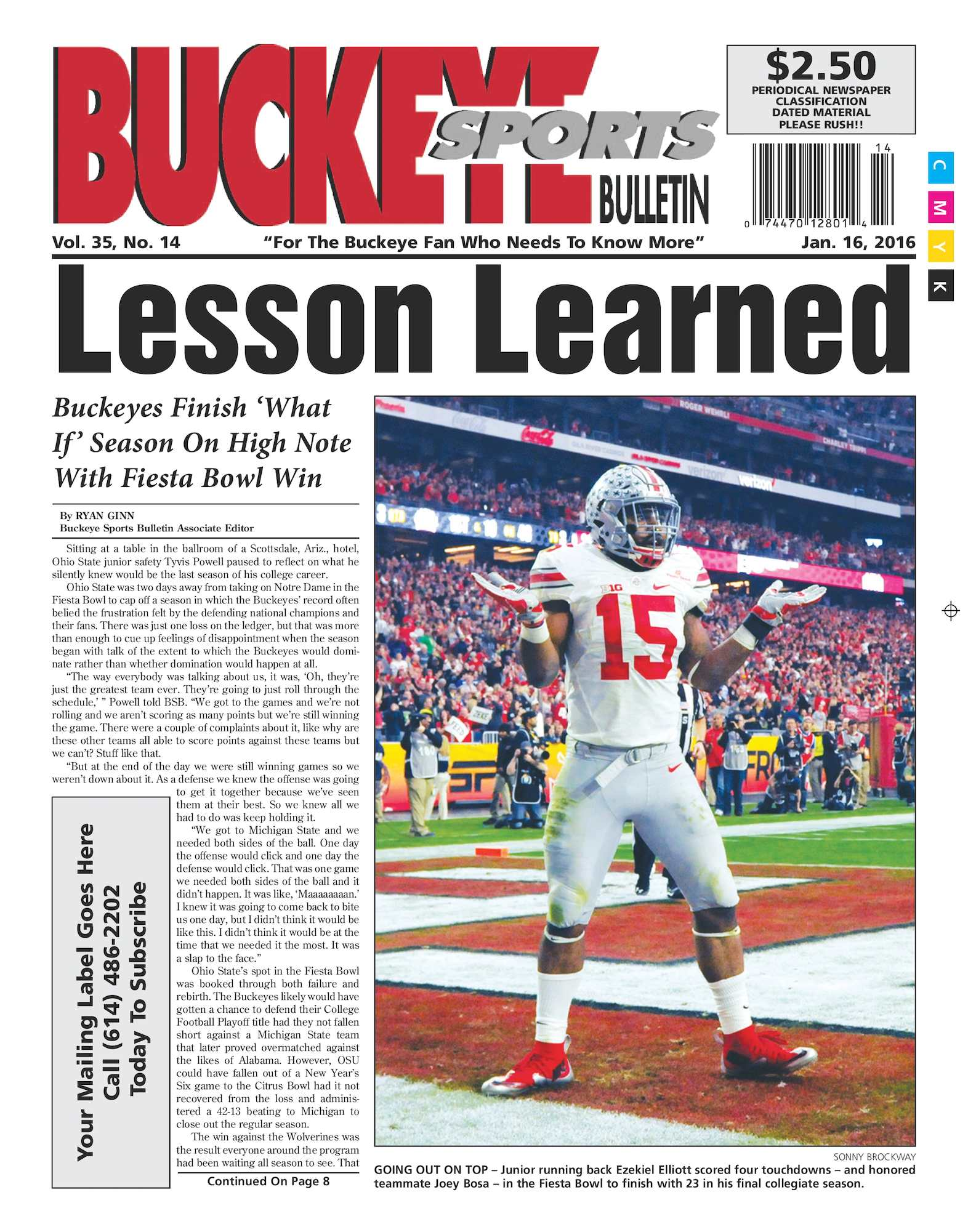 Calaméo - Buckeye Sports Bulletin January 16 2d923eb72