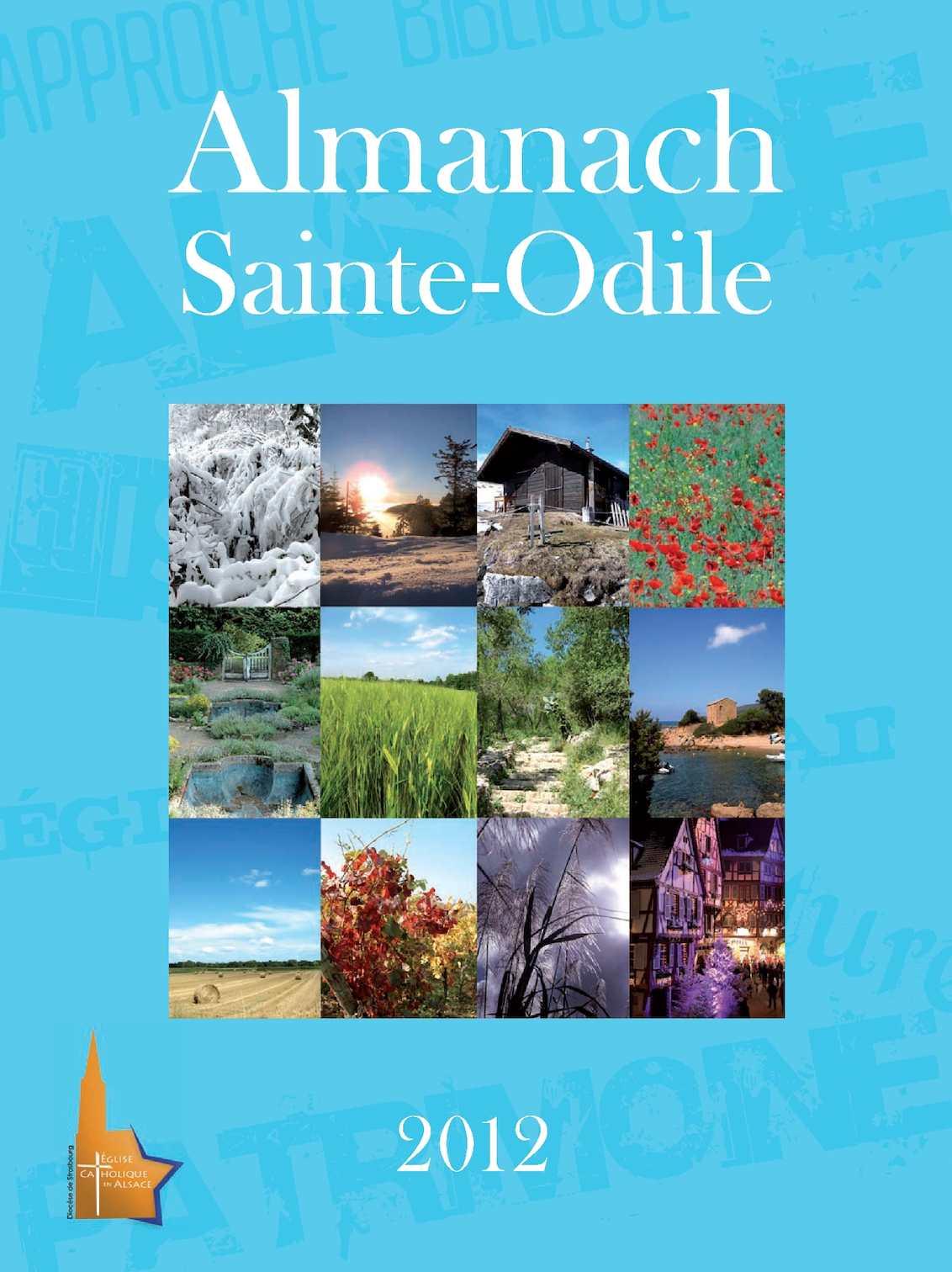 Calaméo 2012 Almanach Ste Odile