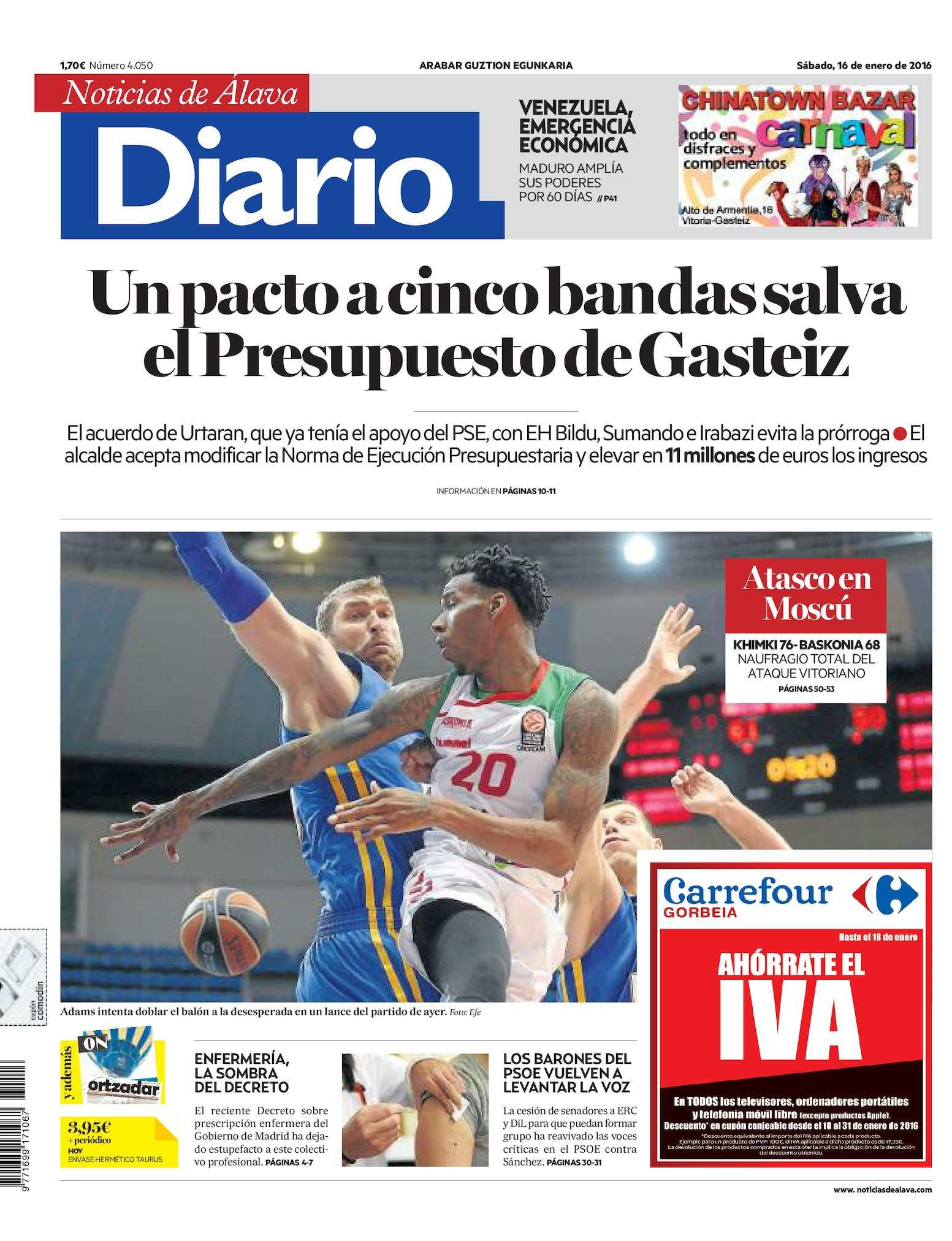 Calaméo - Diario de Noticias de Álava 20160116 cd4616ef14fd4