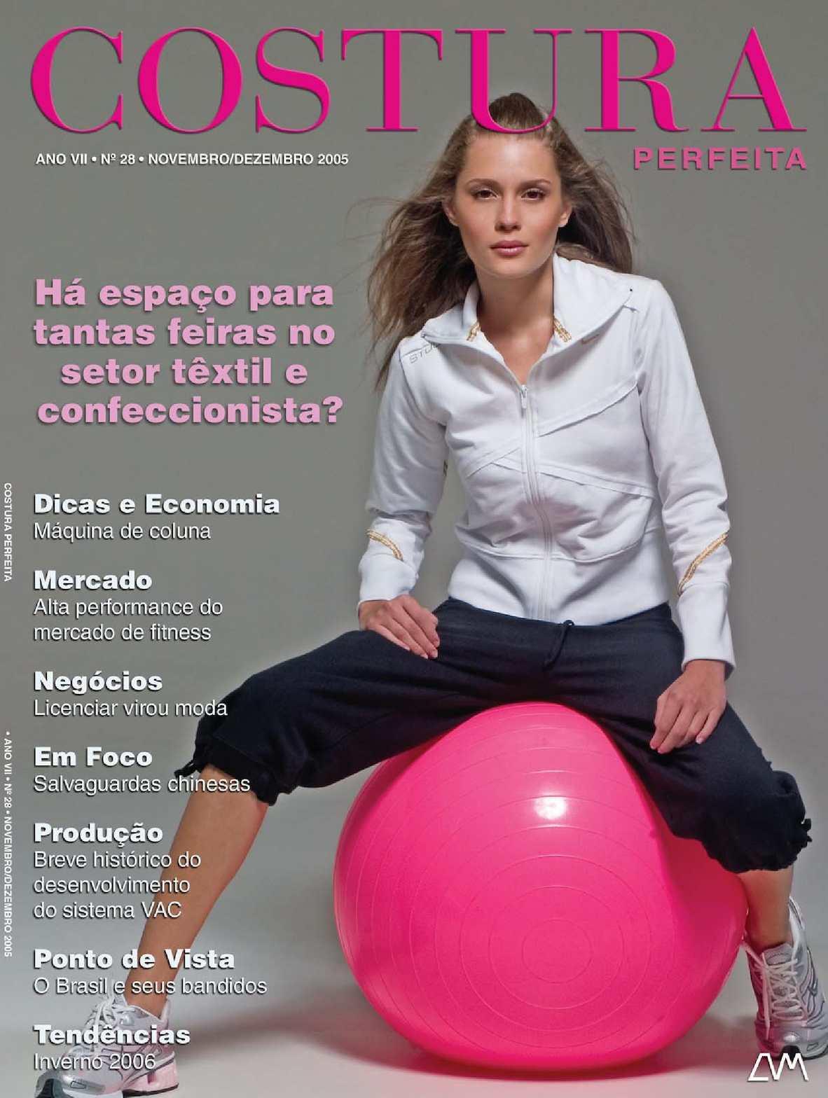 9db338590 Calaméo - Revista Costura Perfeita Edição Ano Vii N28 Novembro Dezembro 2005