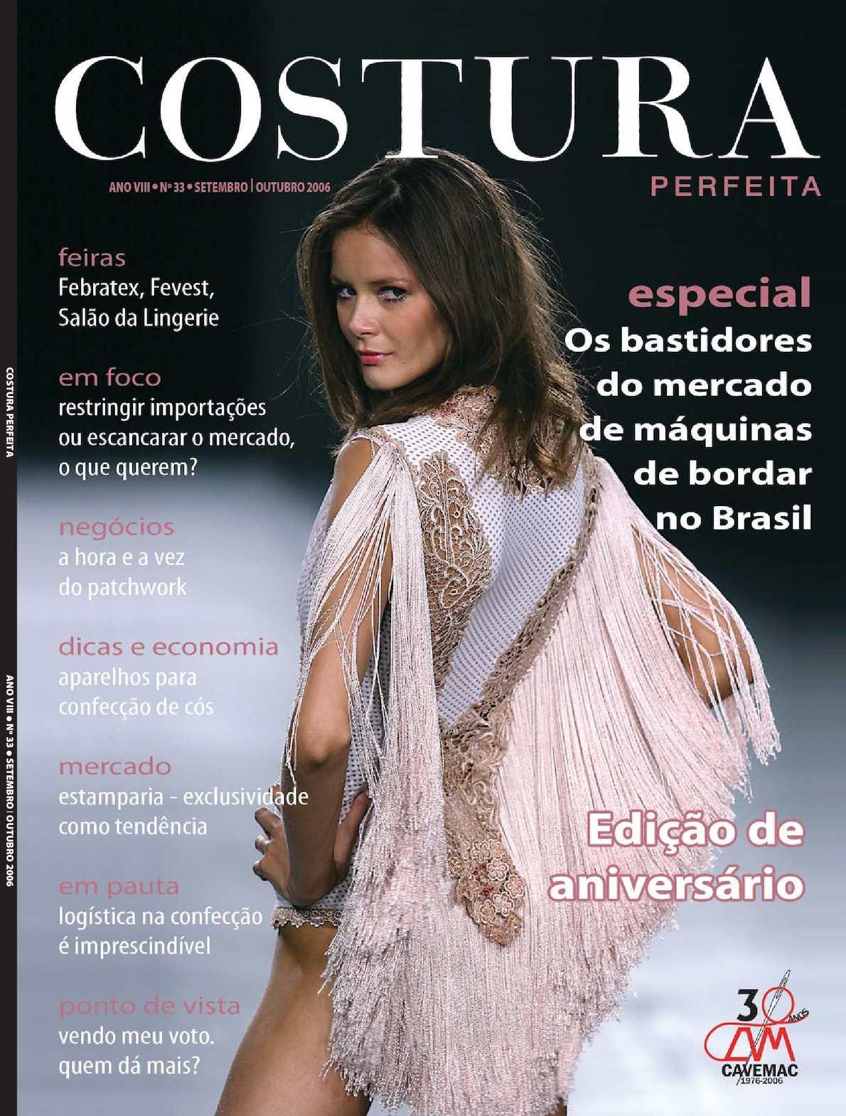 bcd306226 Calaméo - Revista Costura Perfeita Edição Ano Viii N33 Setembro Outubro 2006