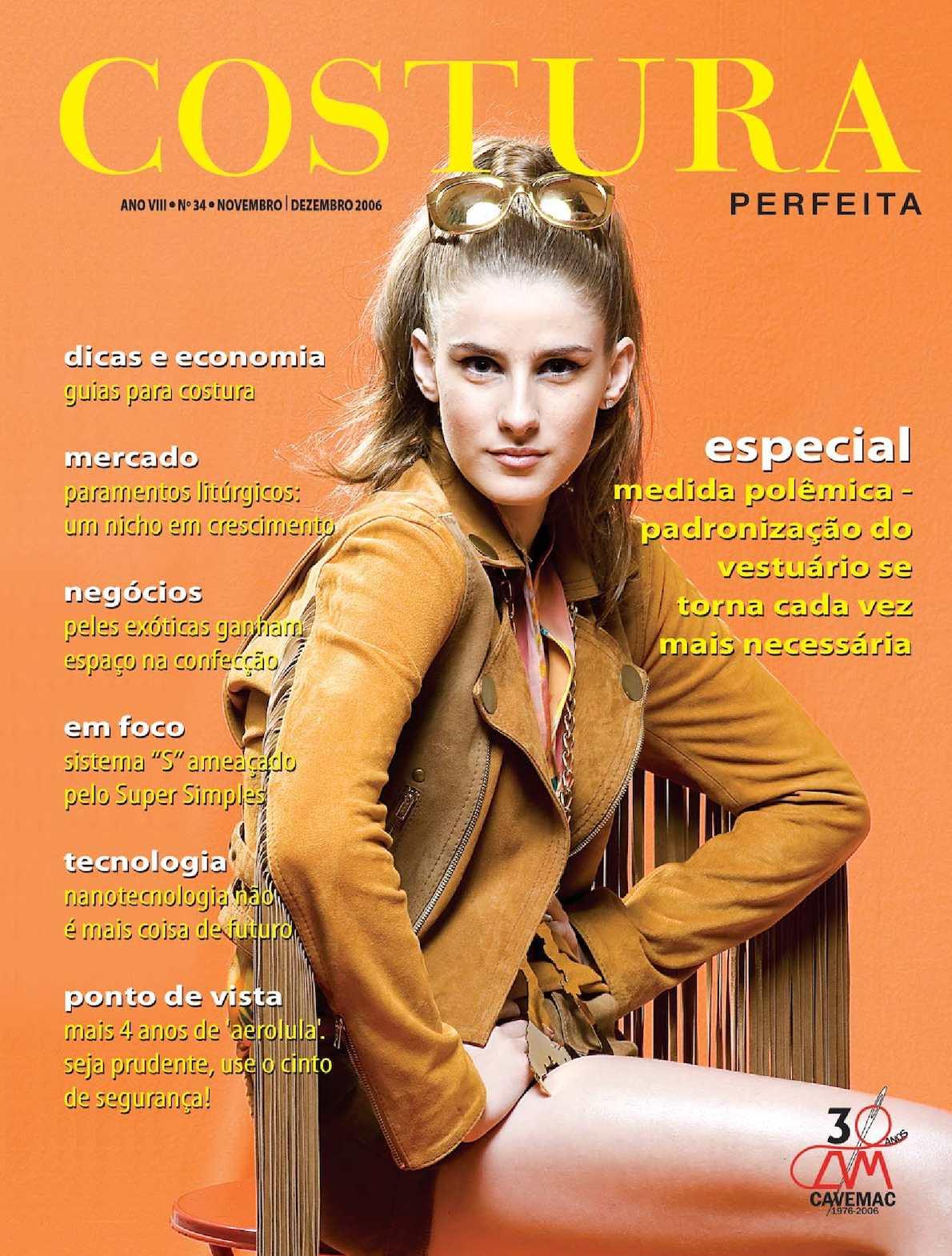 Calaméo - Revista Costura Perfeita Edição Ano Viii N34 Novembro Dezembro  2006 d24cacf451b63