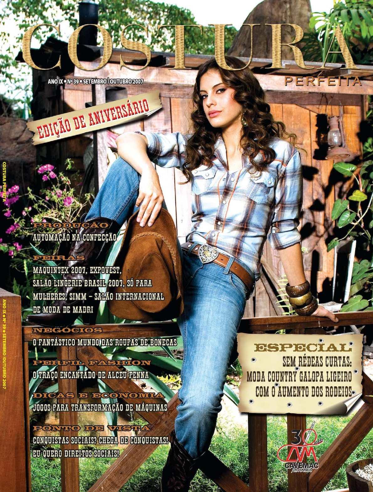 d39ba09a5 Calaméo - Revista Costura Perfeita Edição Ano IX - N39 Setembro-Outubro 2007
