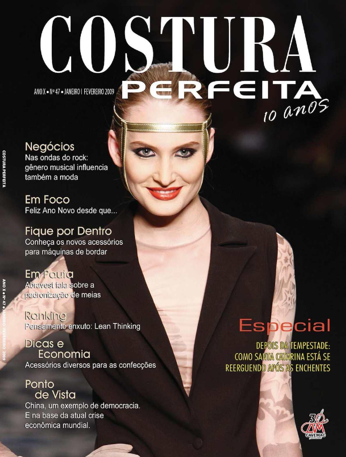 754c184af Calaméo - Revista Costura Perfeita Edição Ano X - N47 -Janeiro-Fevereiro  2009