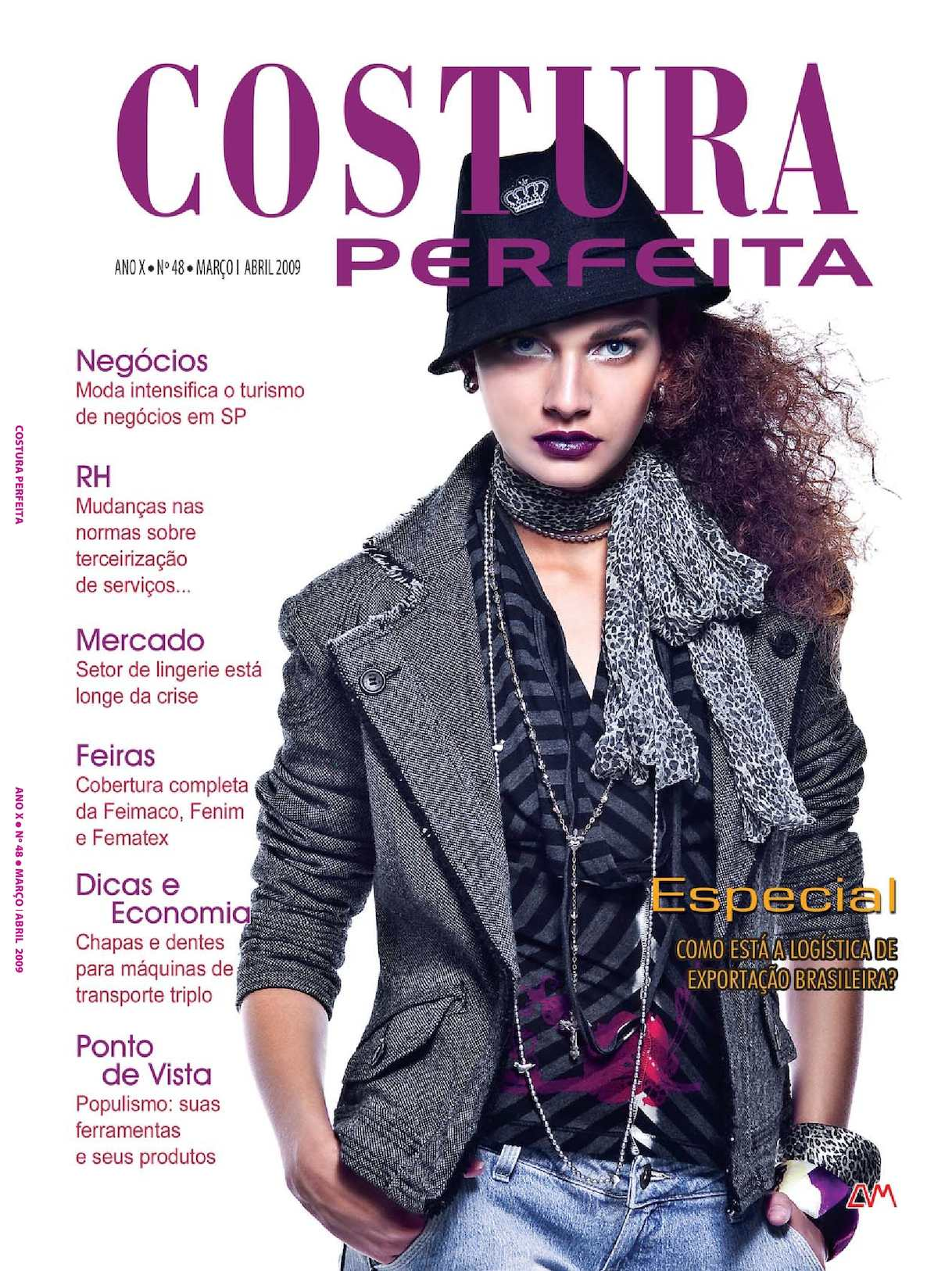 0e5300a92 Calaméo - Revista Costura Perfeita Edição Ano X - N48 -Março-Abril 2009