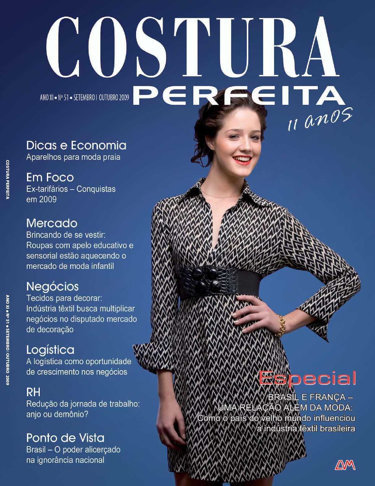 2d9a9671cac76 Calaméo - Revista Costura Perfeita Edição Ano XI - N51 - Setembro-Outubro  2009