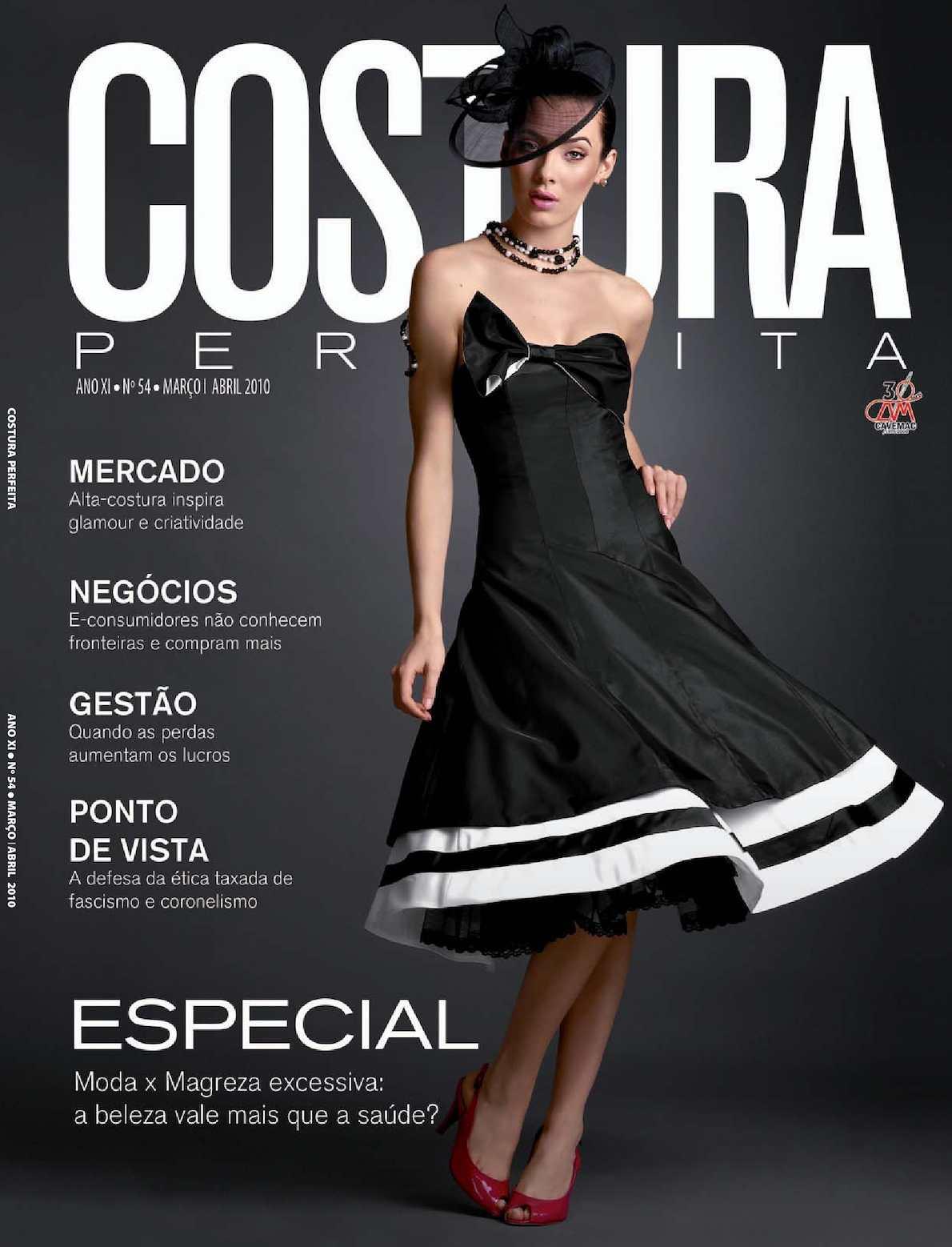 73da0b7ad Calaméo - Revista Costura Perfeita Edição Ano XI - N54 - Março-Abril 2010