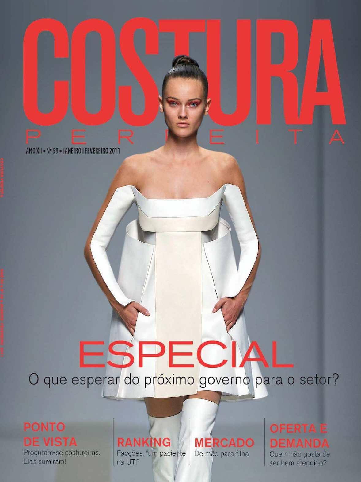 Calaméo - Revista Costura Perfeita Edição Ano XII - N59 - Janeiro-Fevereiro  2011 9d578d31fb