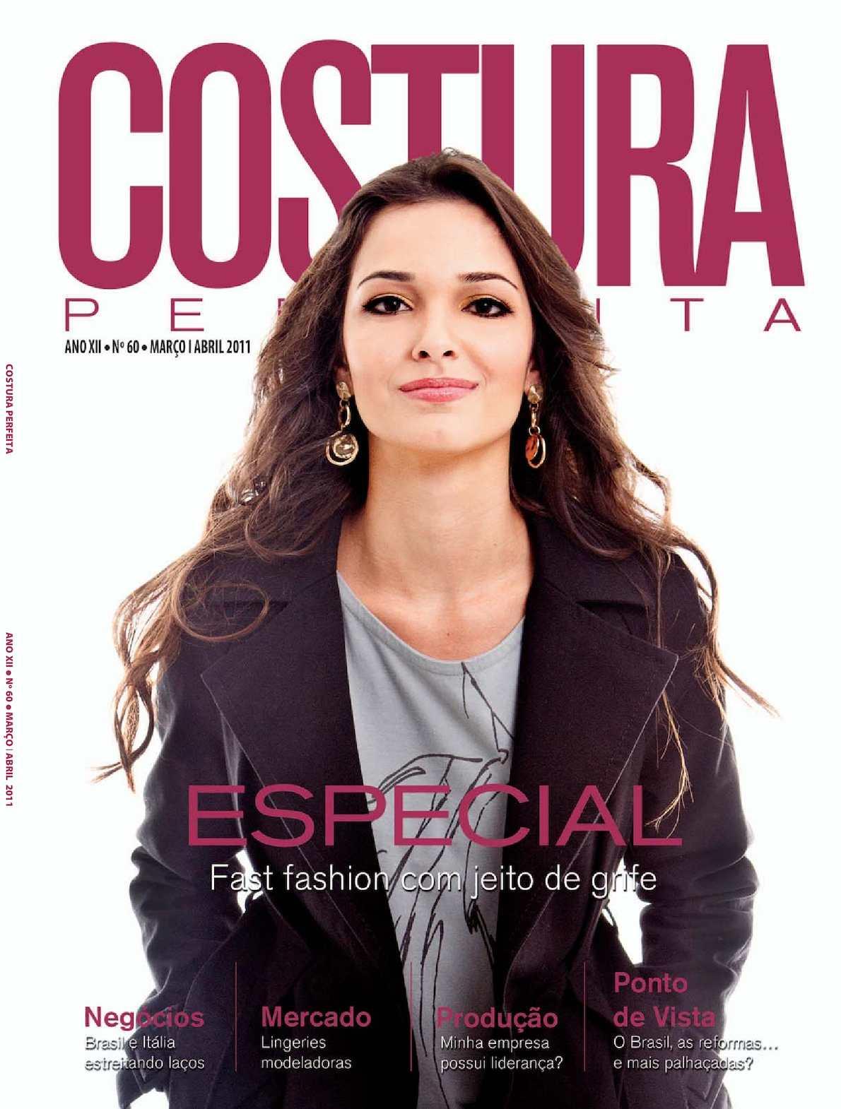 0e3b0bdf0a772 Calaméo - Revista Costura Perfeita Edição Ano XII - N60 - Março-Abril 2011