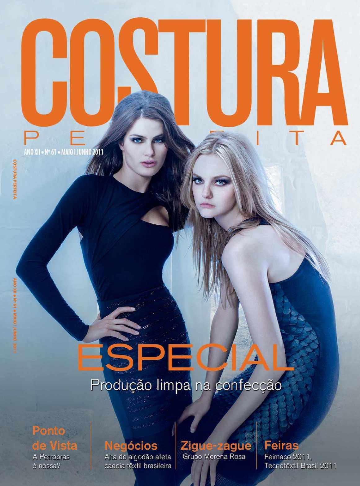 6023ccb132 Calaméo - Revista Costura Perfeita Edição Ano XII - N61 - Maio-Junho 2011