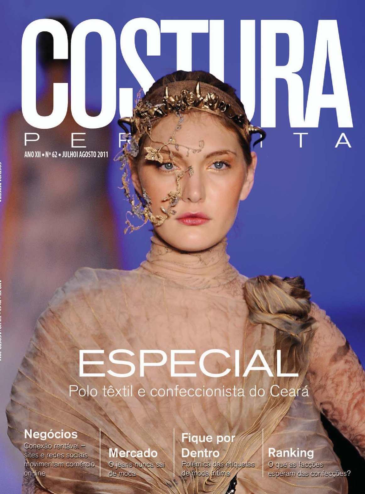 fa973290abf1d Calaméo - Revista Costura Perfeita Edição Ano XII - N62 - Julho-Agosto 2011