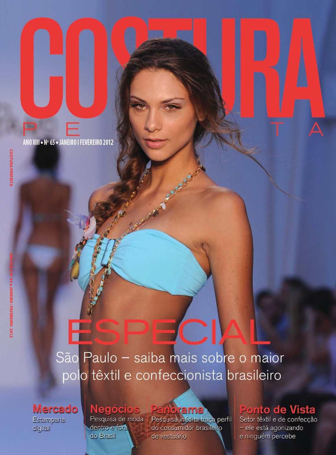 5888a75cb Calaméo - Revista Costura Perfeita Edição Ano XIII - N65 -  Janeiro-Fevereiro 2012