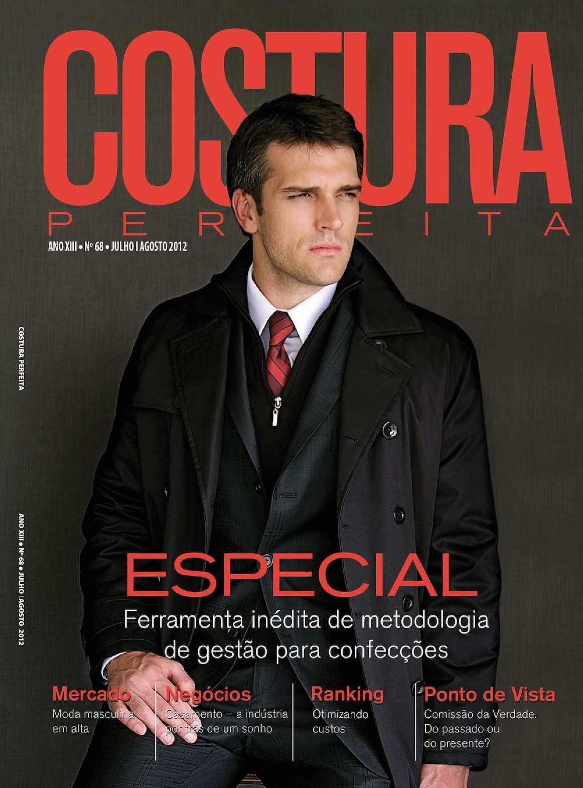6d2a75ebe Calaméo - Revista Costura Perfeita Edição Ano XIII - N68 - Julho-Agosto 2012