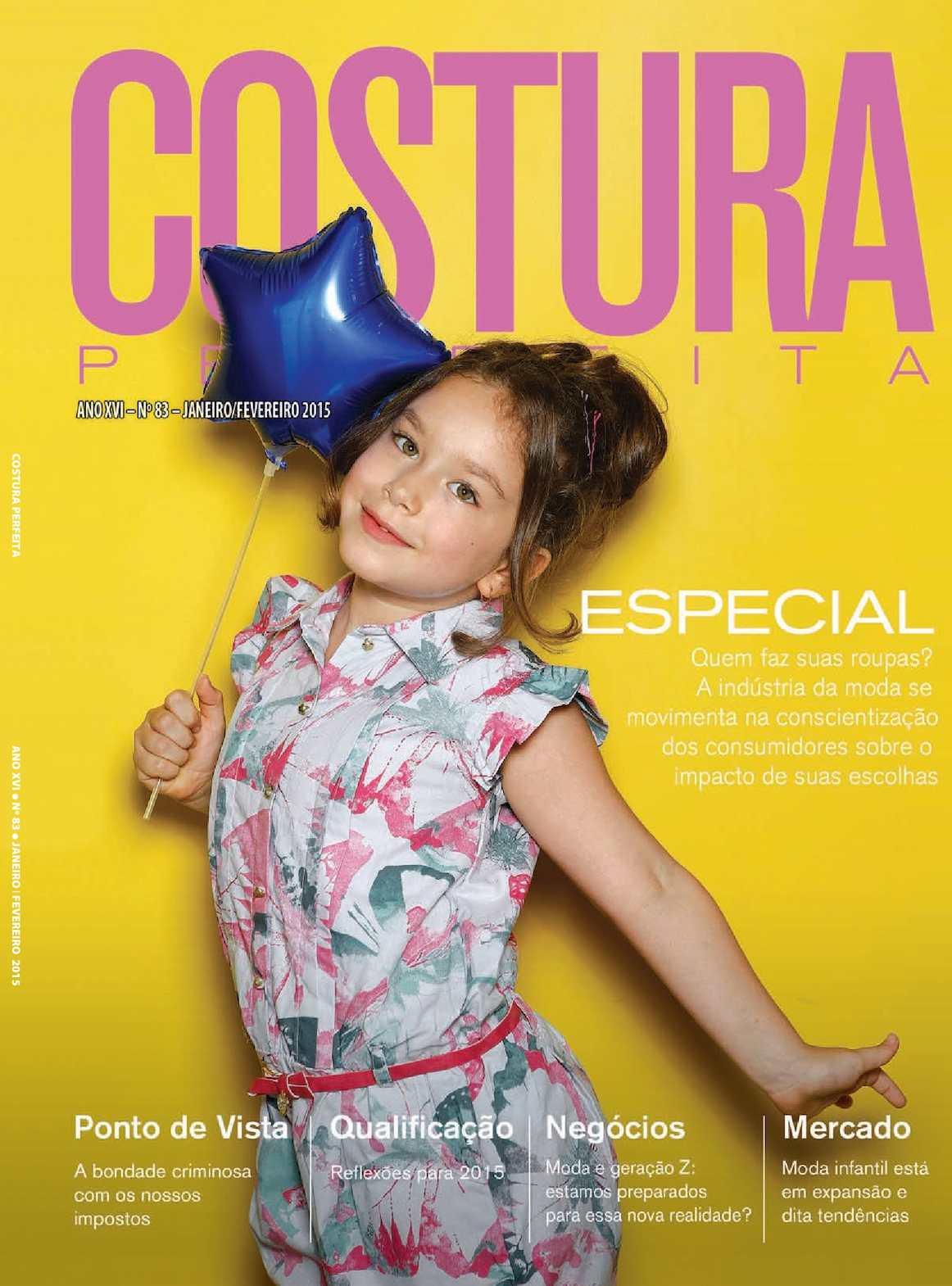 dab51d851 Calaméo - Revista Costura Perfeita Edição Ano XVI - N83 - Janeiro-Fevereiro  2015