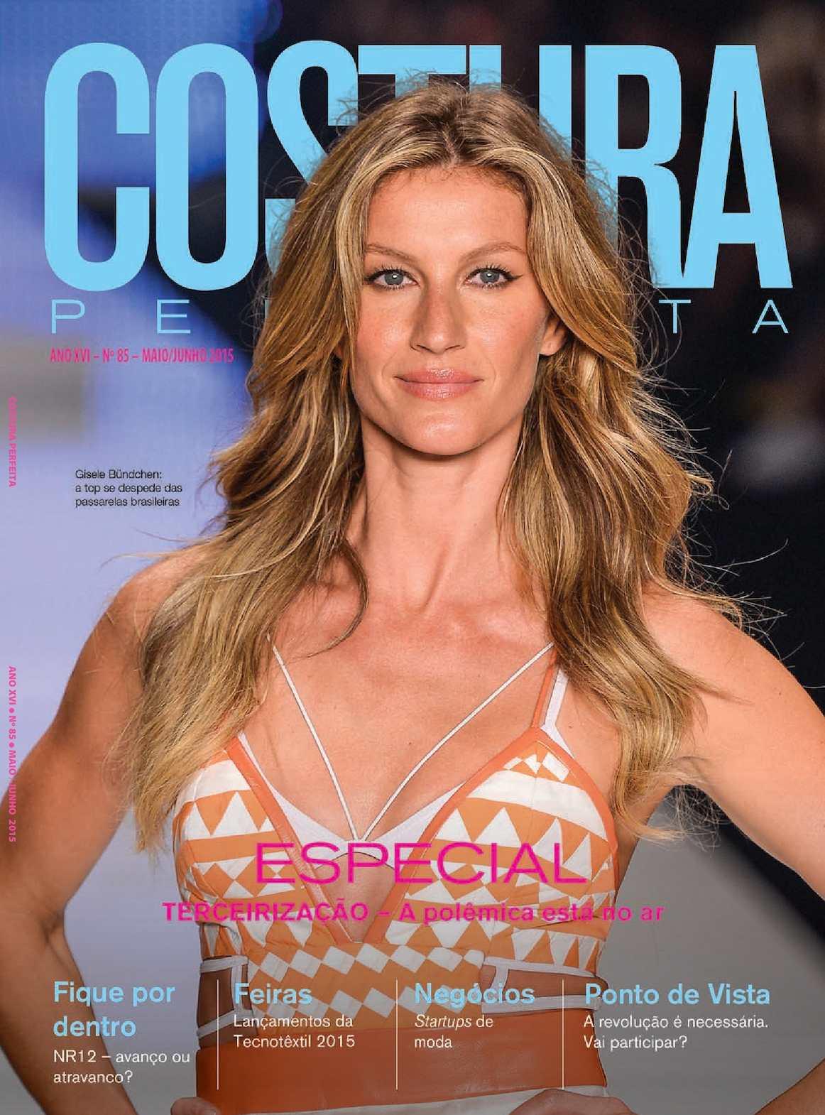 3eb2c32dc Calaméo - Revista Costura Perfeita Edição Ano XVI - N85 - Maio-Junho 2015