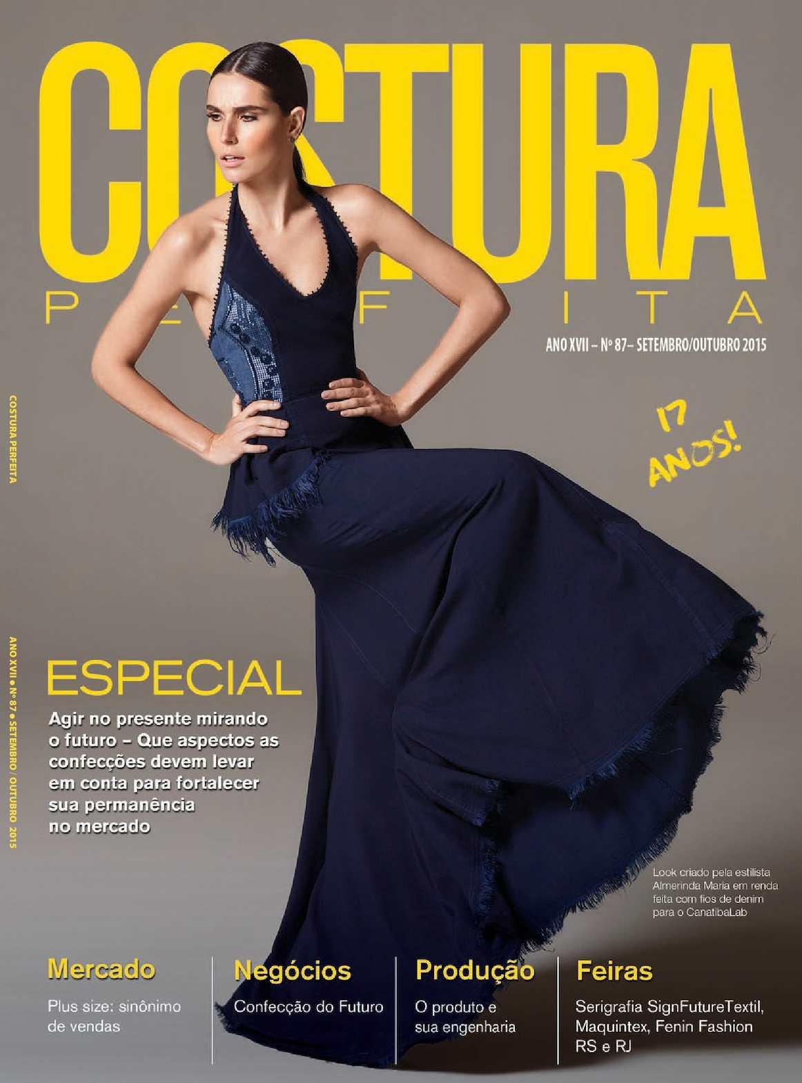 95d55a35a Calaméo - Revista Costura Perfeita Edição Ano XVII - N87 - Setembro-Outubro  2015