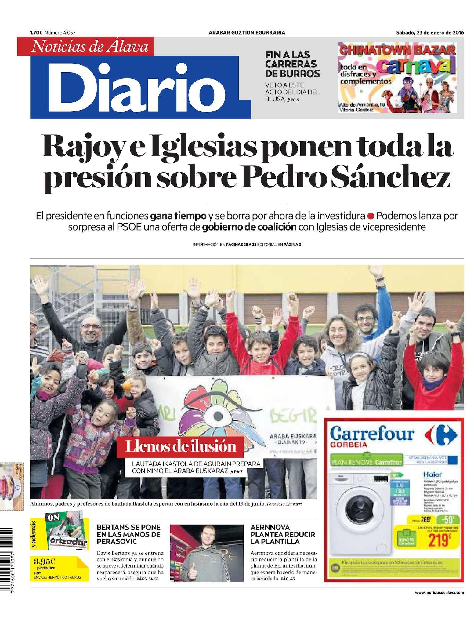 81fe0c755857 Calaméo - Diario de Noticias de Álava 20160123