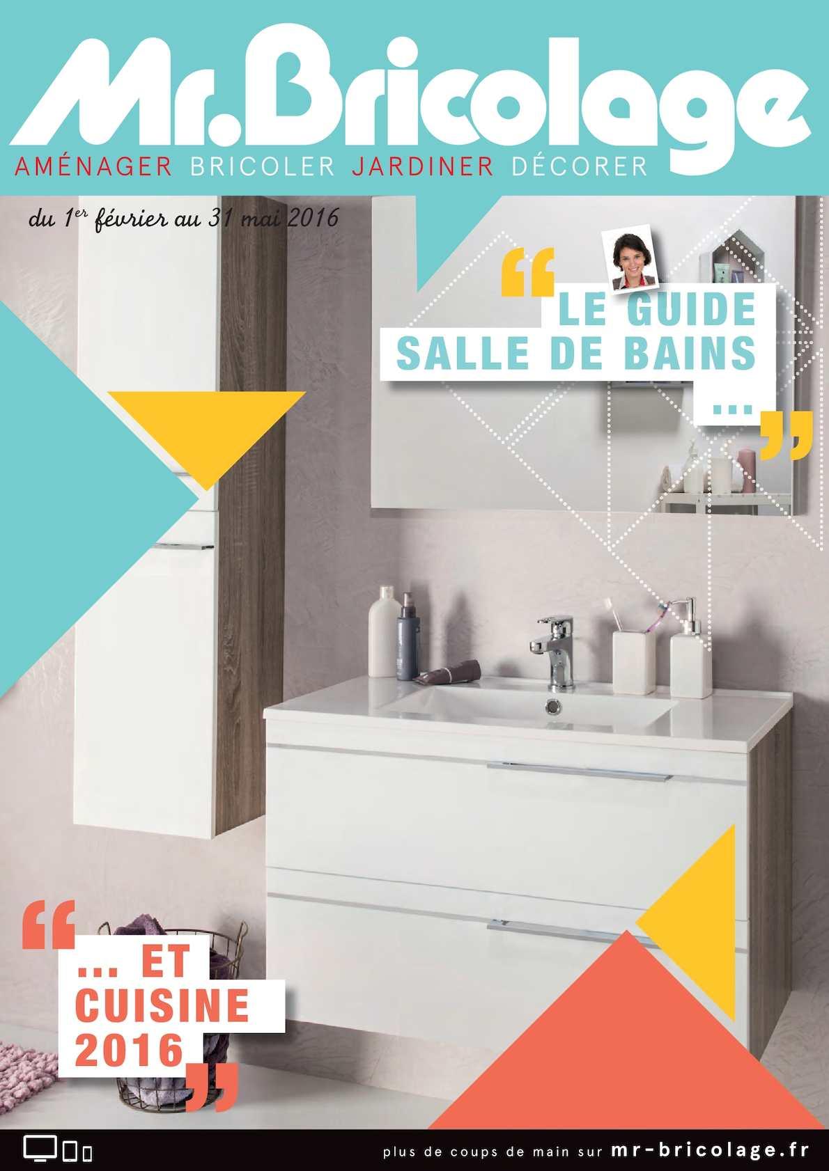 Calam o guide sdb 72p - Mr bricolage salle de bain ...