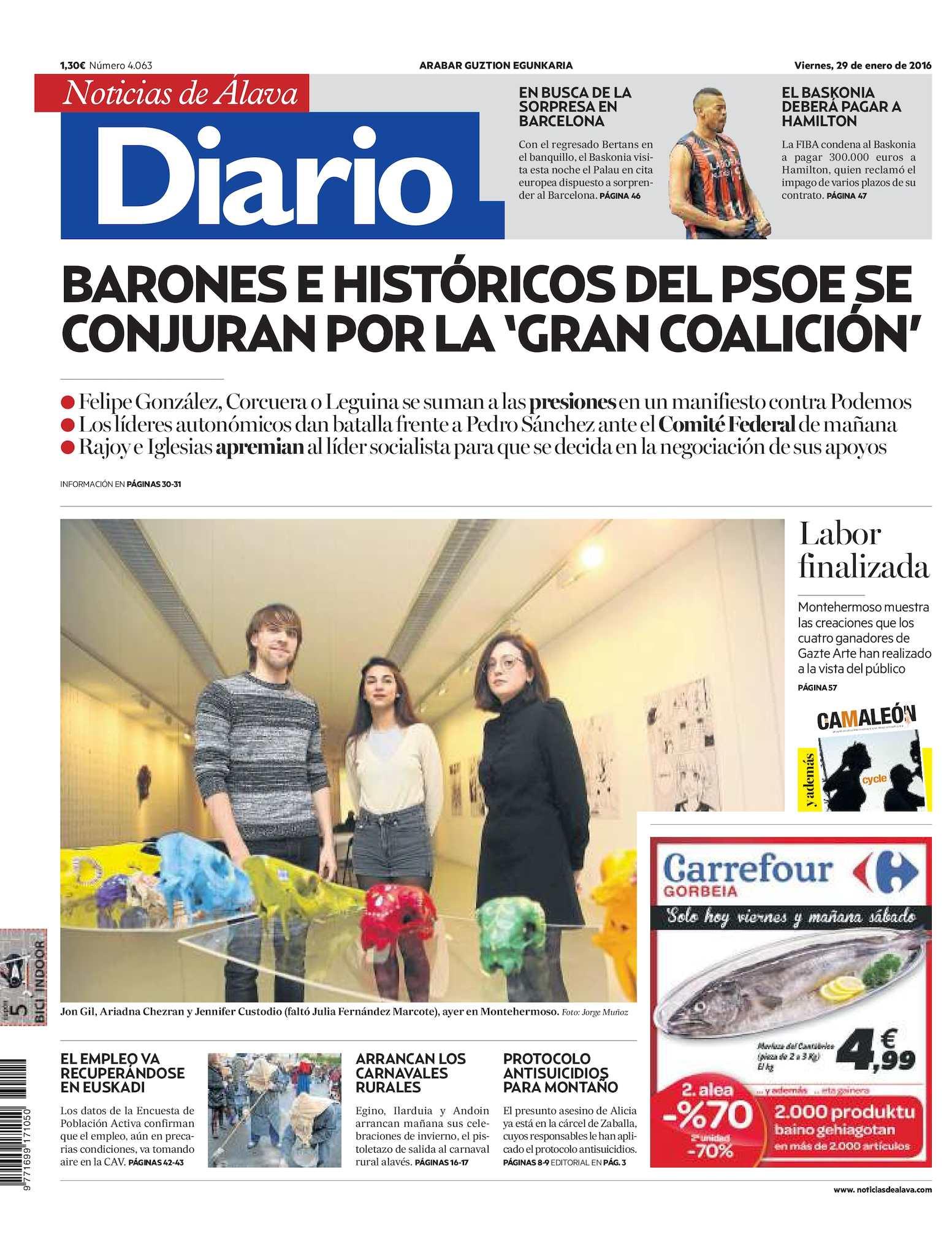 Calaméo Álava 20160129 De Diario Noticias 8vmN0wOn