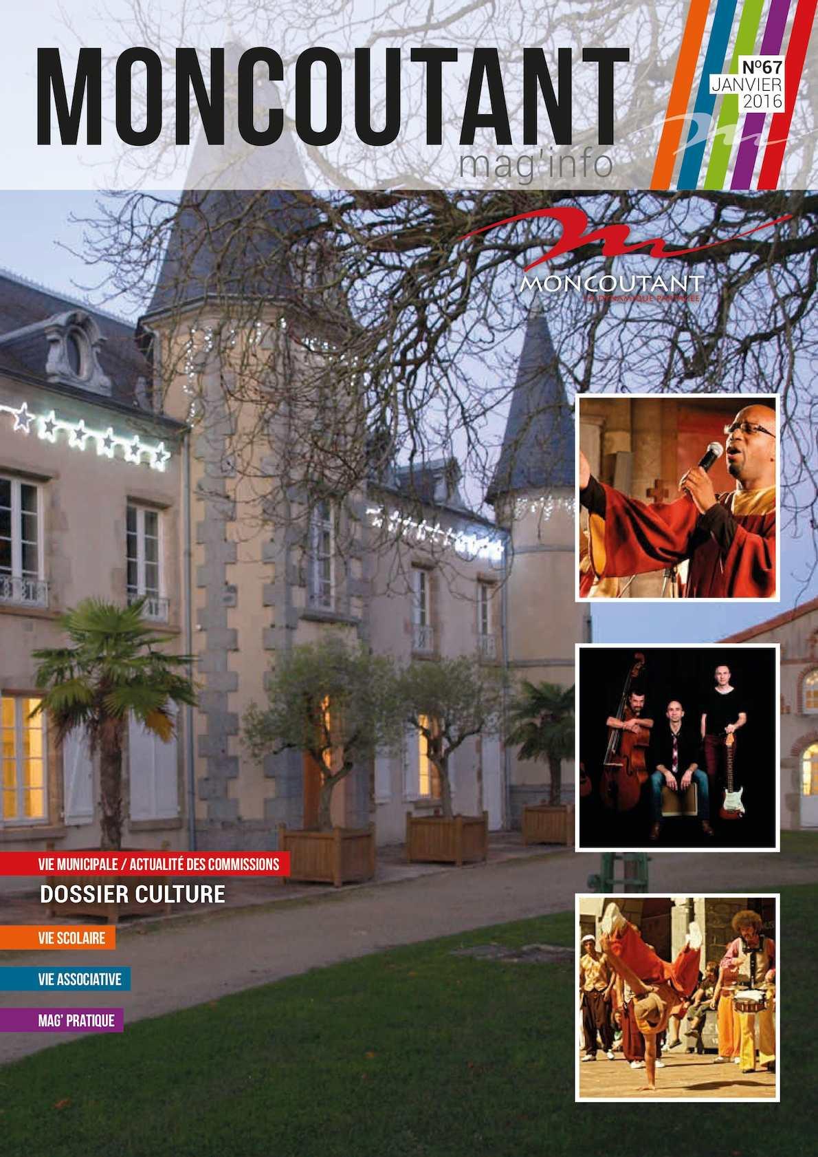 De Bulletin Municipal N°67 Calaméo Moncoutant Mairie 5jL34ARq