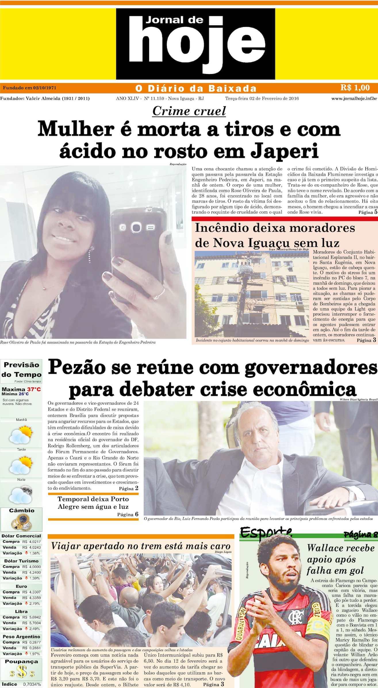 57977d8061 Calaméo - Jornal De Hoje 020216